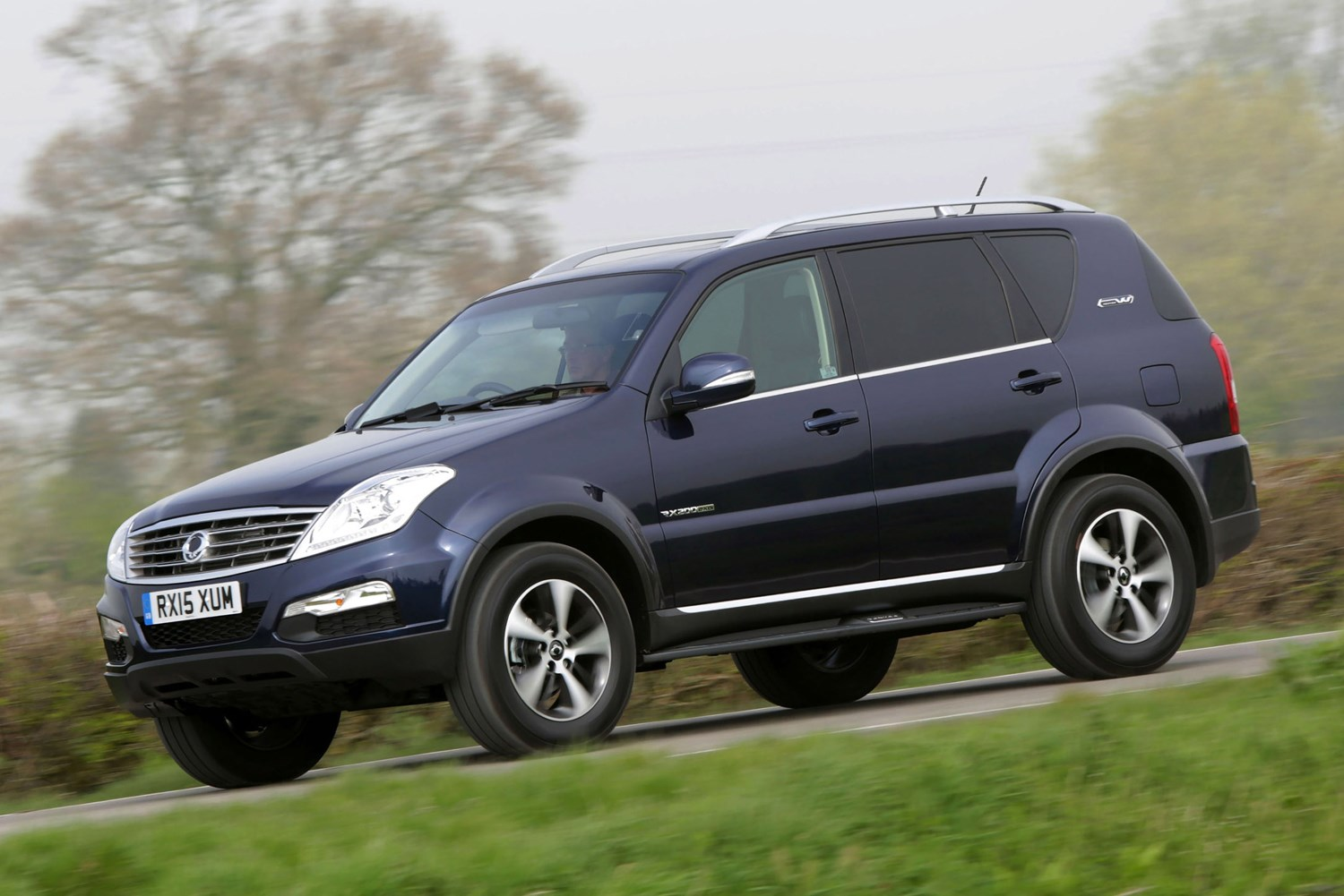ssangyong rexton w estate 2014 2016 running costs parkers. Black Bedroom Furniture Sets. Home Design Ideas