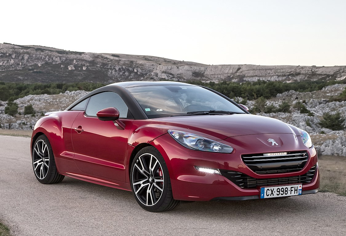peugeot rcz coupe 2010 2015 buying and selling parkers. Black Bedroom Furniture Sets. Home Design Ideas