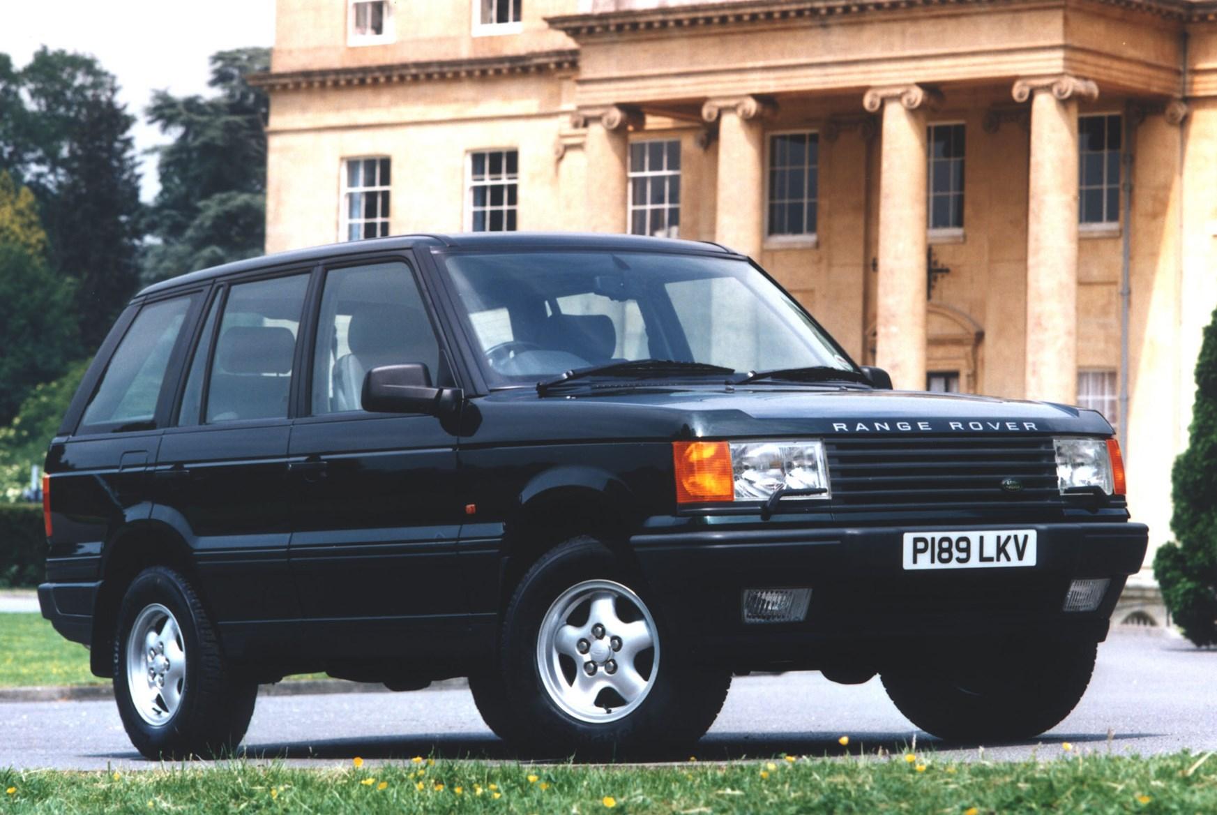 land rover range rover station wagon review 1994 2002 parkers. Black Bedroom Furniture Sets. Home Design Ideas