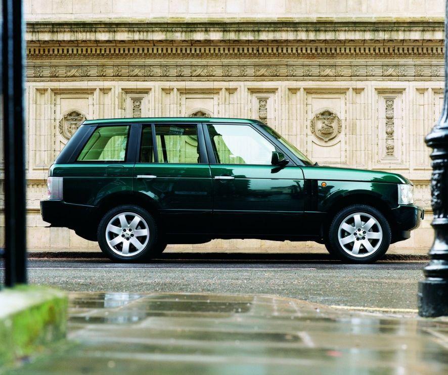 Land Rover Range Rover Estate Review (2002 - 2012)