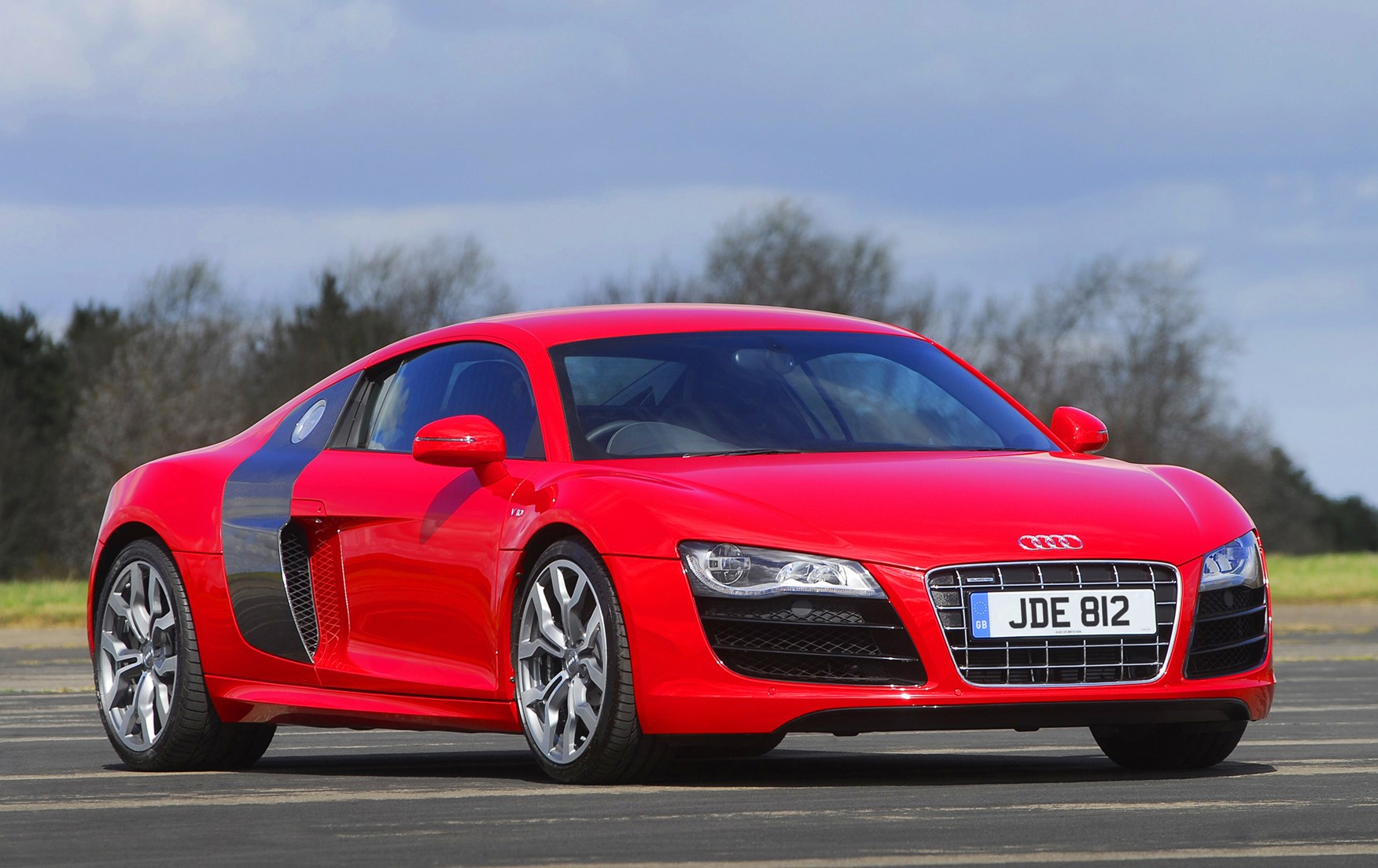 Audi R8 Coupe Review  2007