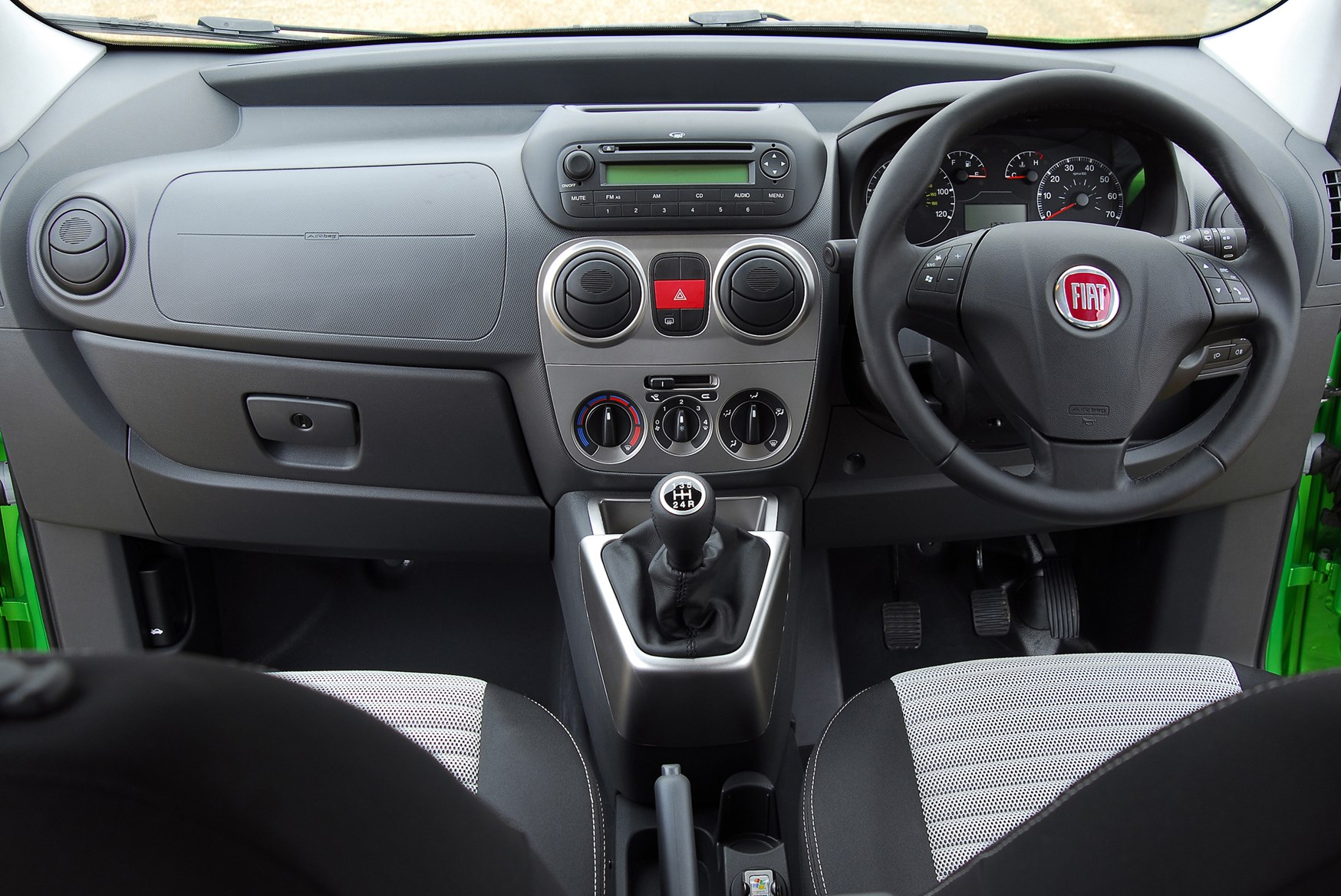 Fiat Qubo Estate Review (2009 - ) | Parkers