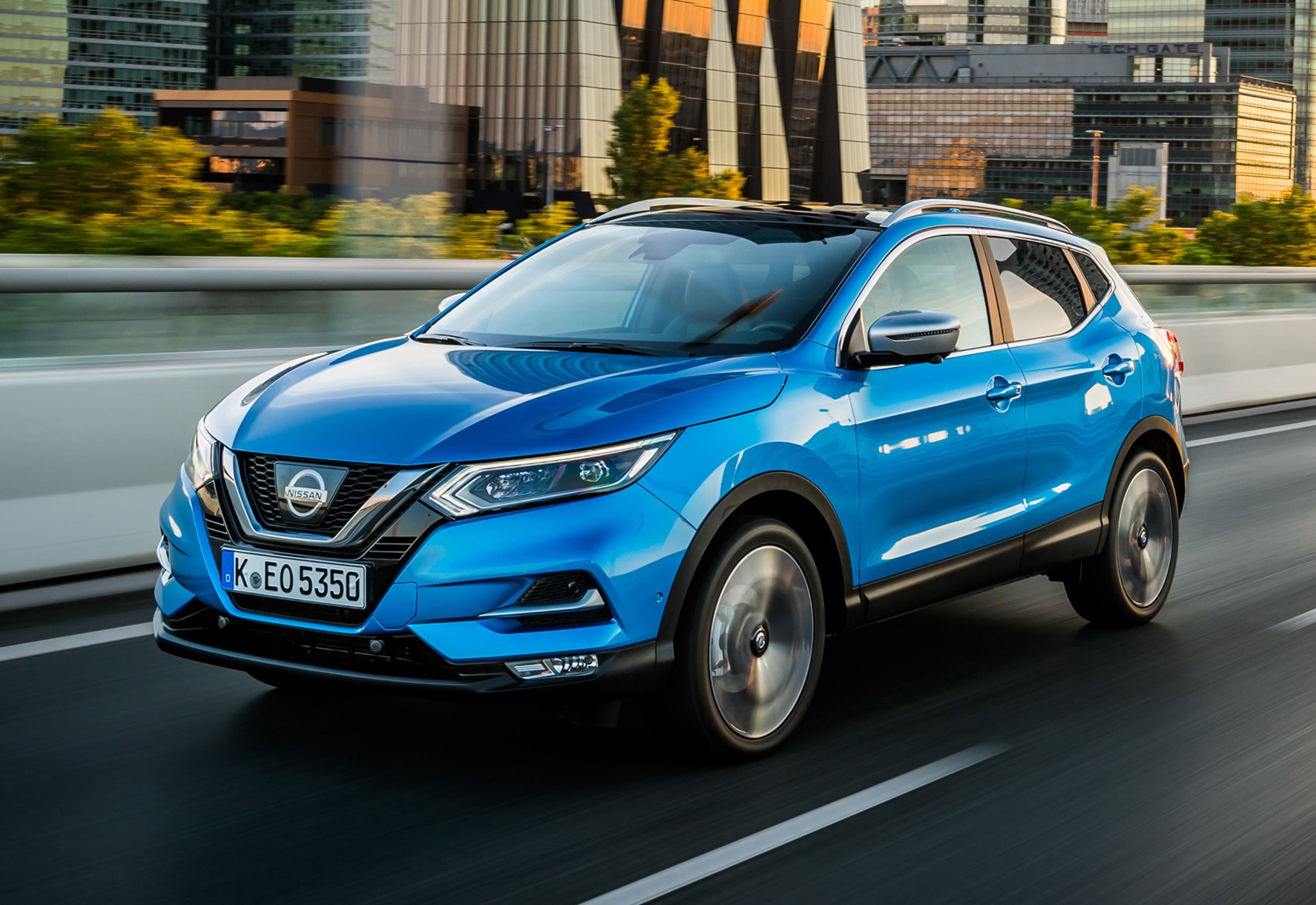 Nissan Qashqai Station Wagon Review (2014 - ) | Parkers