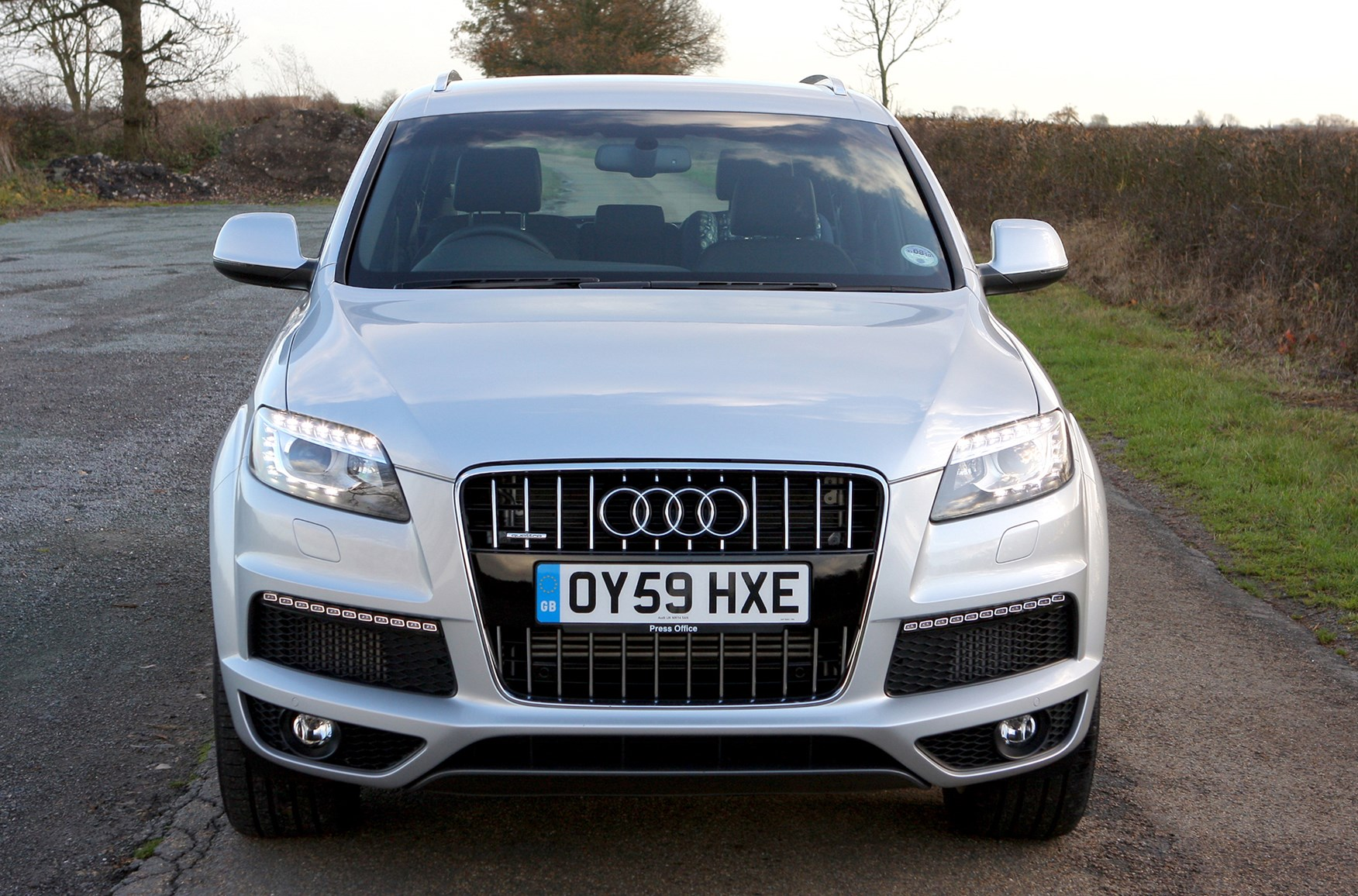 Audi Q7 SUV (2006 - 2014) Photos | Parkers