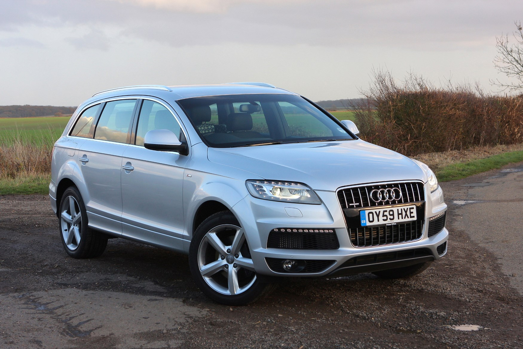 the small min models audi transitional suv canada