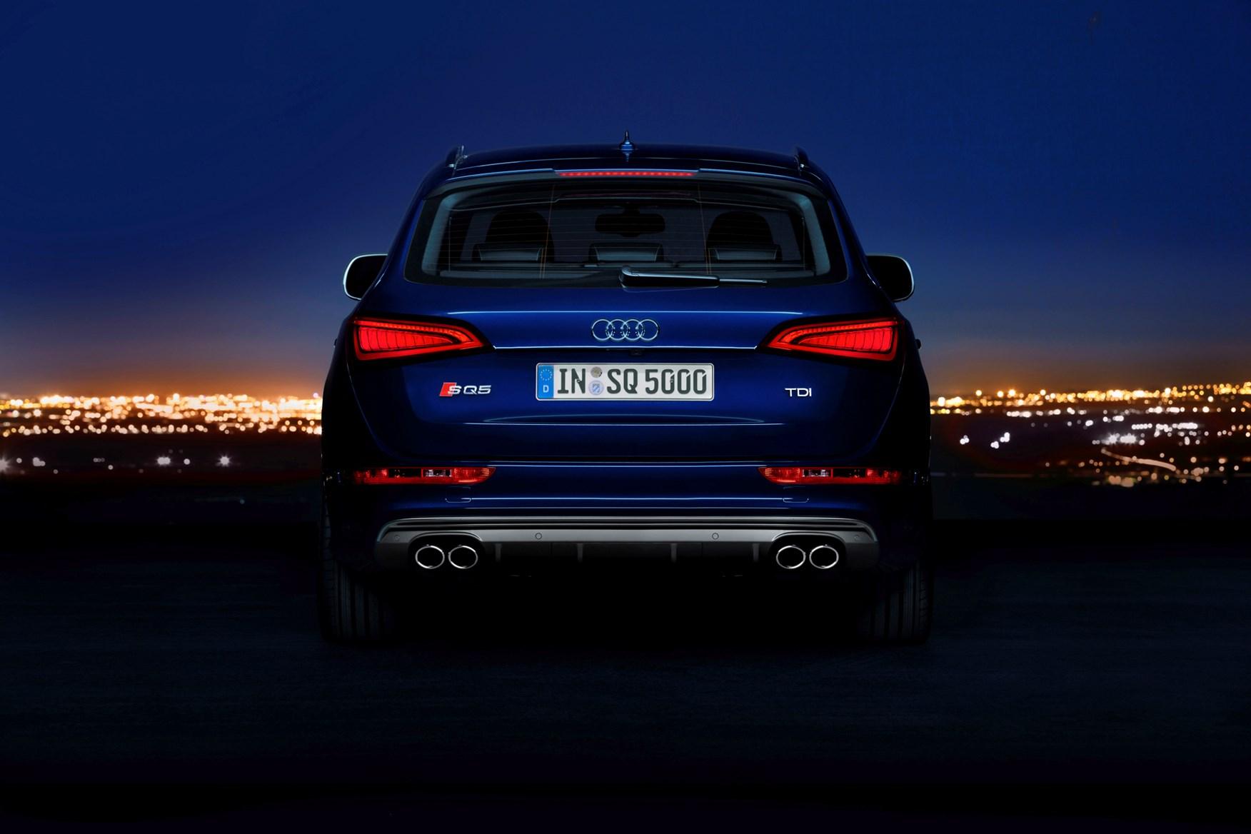 Audi Q5 SQ5 Review (2012 - 2016) | Parkers