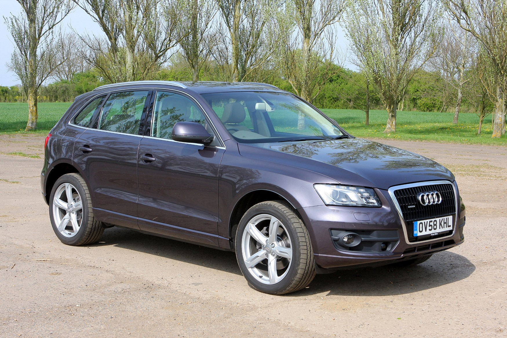 Used Audi Q5 Estate 2008 2016 Review Parkers