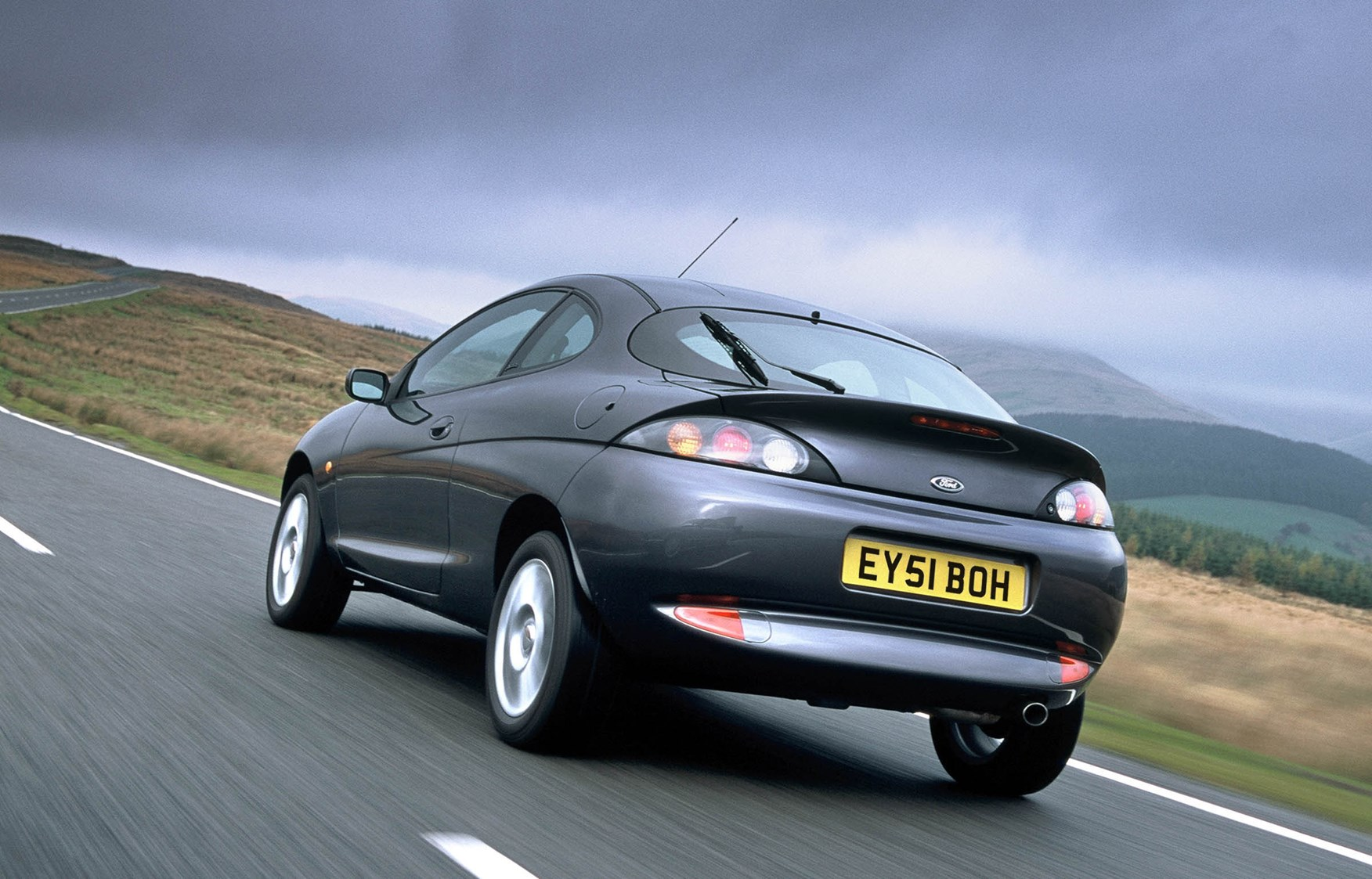 Ford Puma Coupe Review 1997 2002 Parkers Wiring Diagram