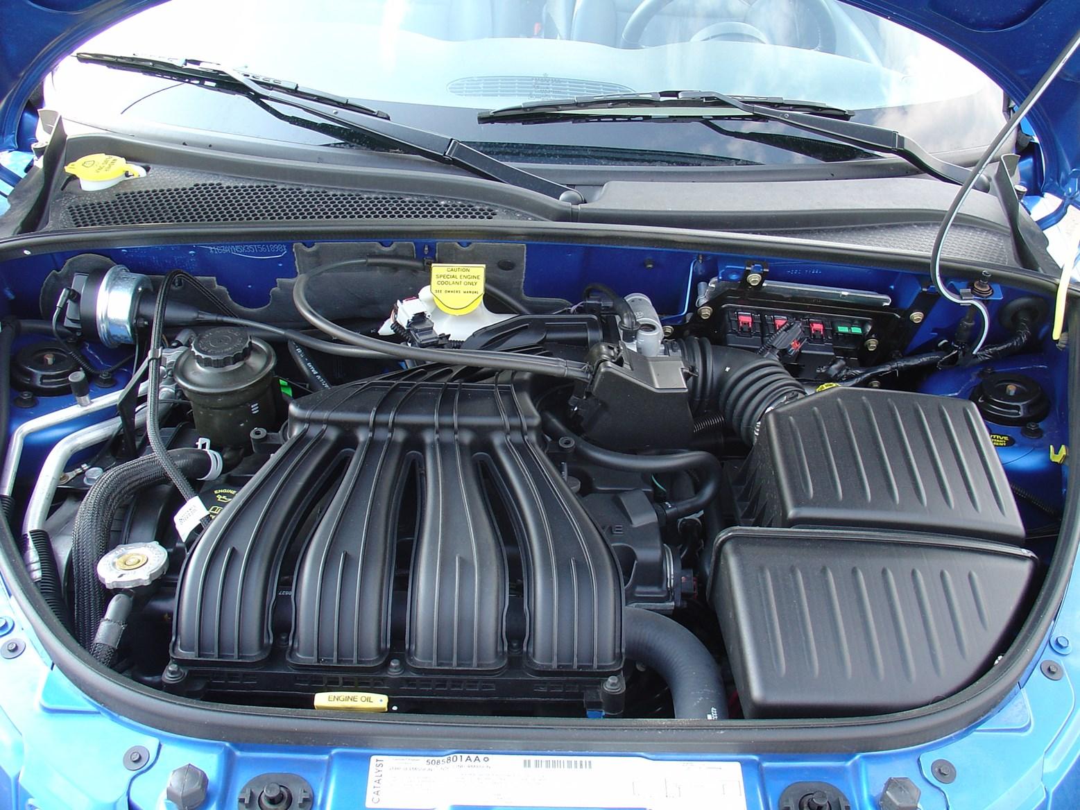Used Chrysler PT Cruiser Cabriolet (2005 - 2008) Review ...