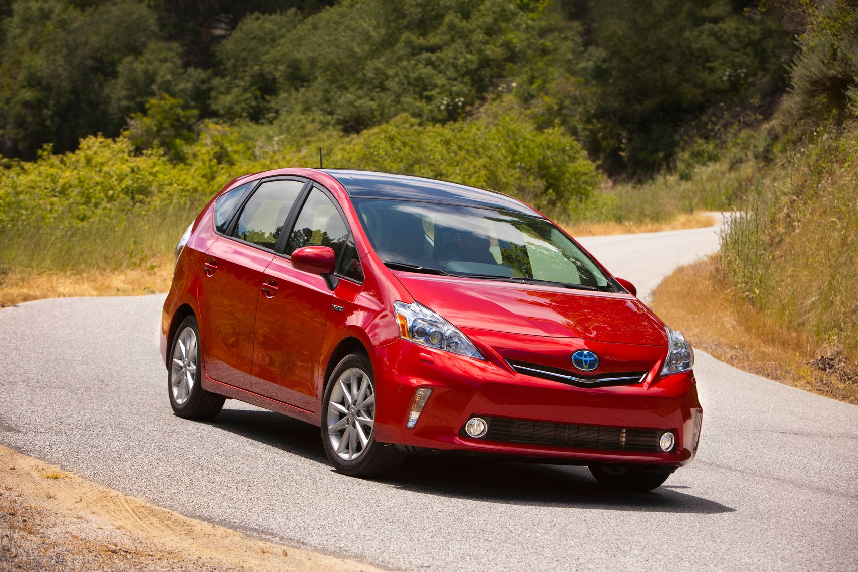 Toyota Prius Plus Review 2020 Parkers