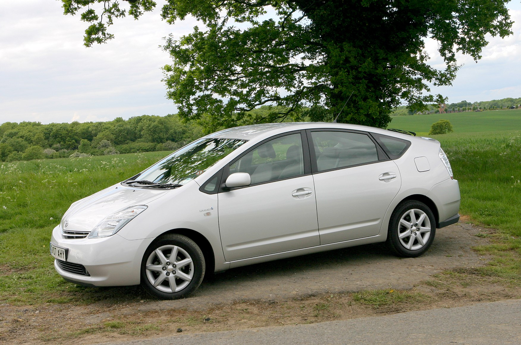 toyota prius hatchback 2004 2009 running costs parkers. Black Bedroom Furniture Sets. Home Design Ideas