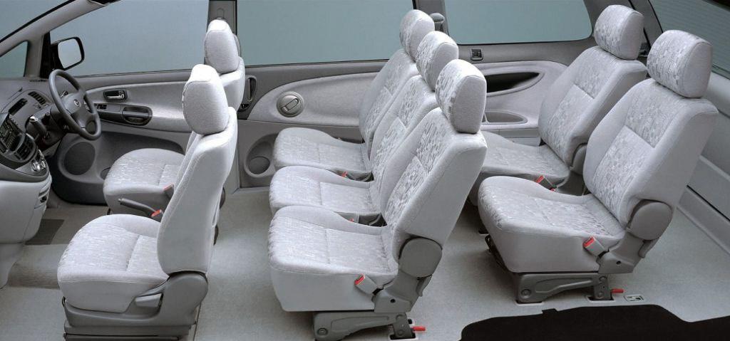 Rav4 Hybrid Interior >> Toyota Previa Estate Review (2000 - 2005) | Parkers