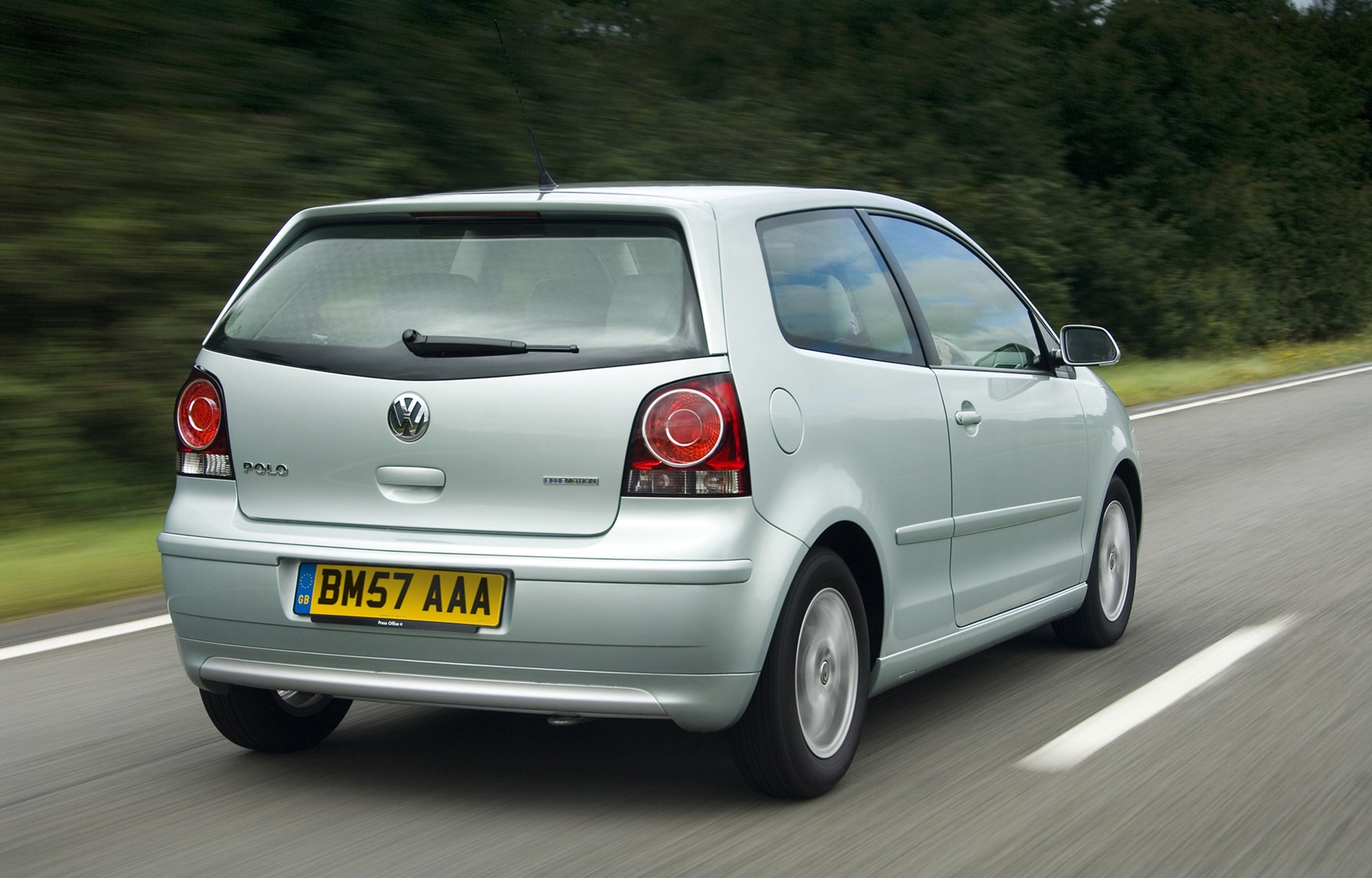 volkswagen polo hatchback review (2002 - 2009) | parkers