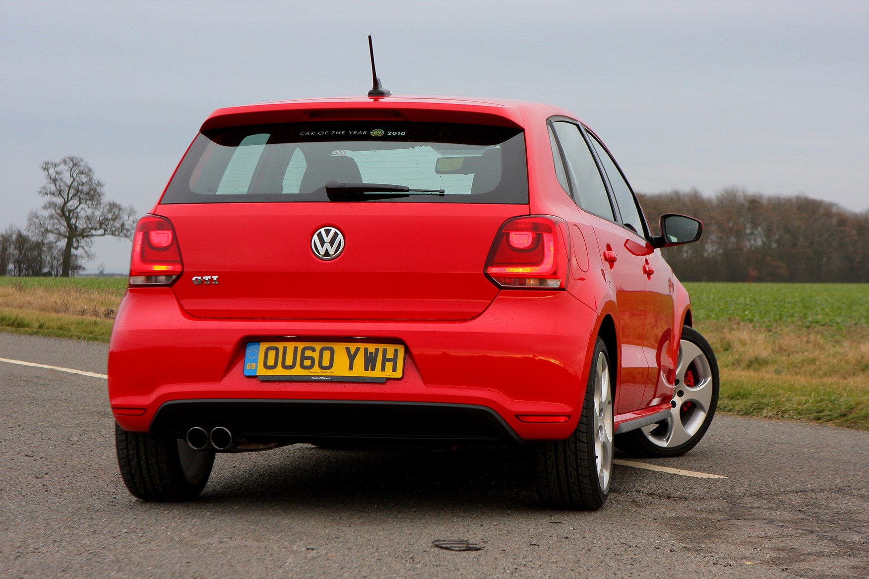 Volkswagen Polo GTi Review (2010 - ) | Parkers