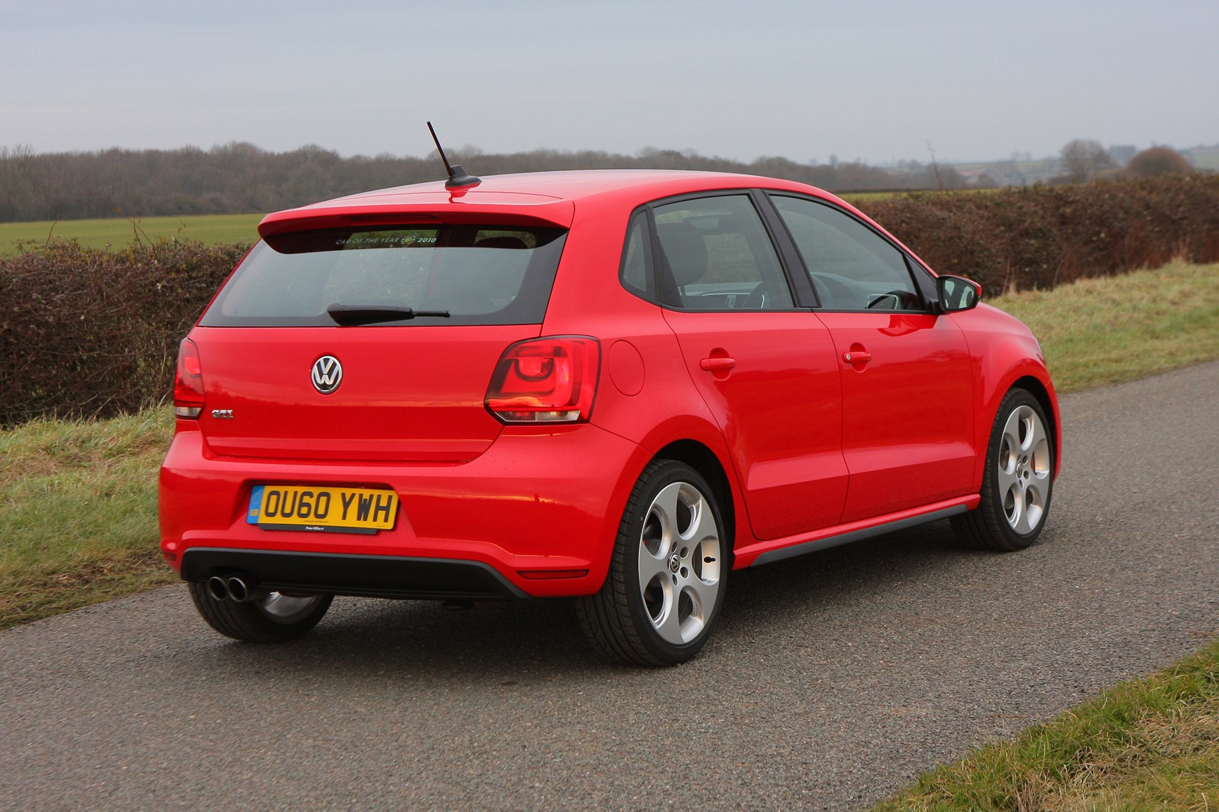 Volkswagen Polo Gti Review 2010 Parkers