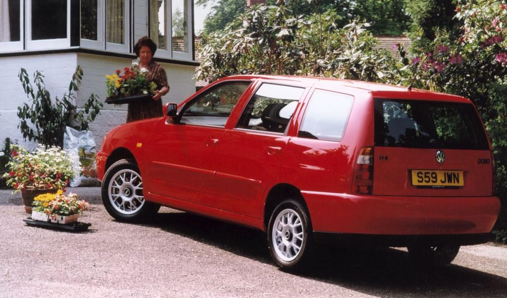 volkswagen polo estate review 2000 2002 parkers. Black Bedroom Furniture Sets. Home Design Ideas