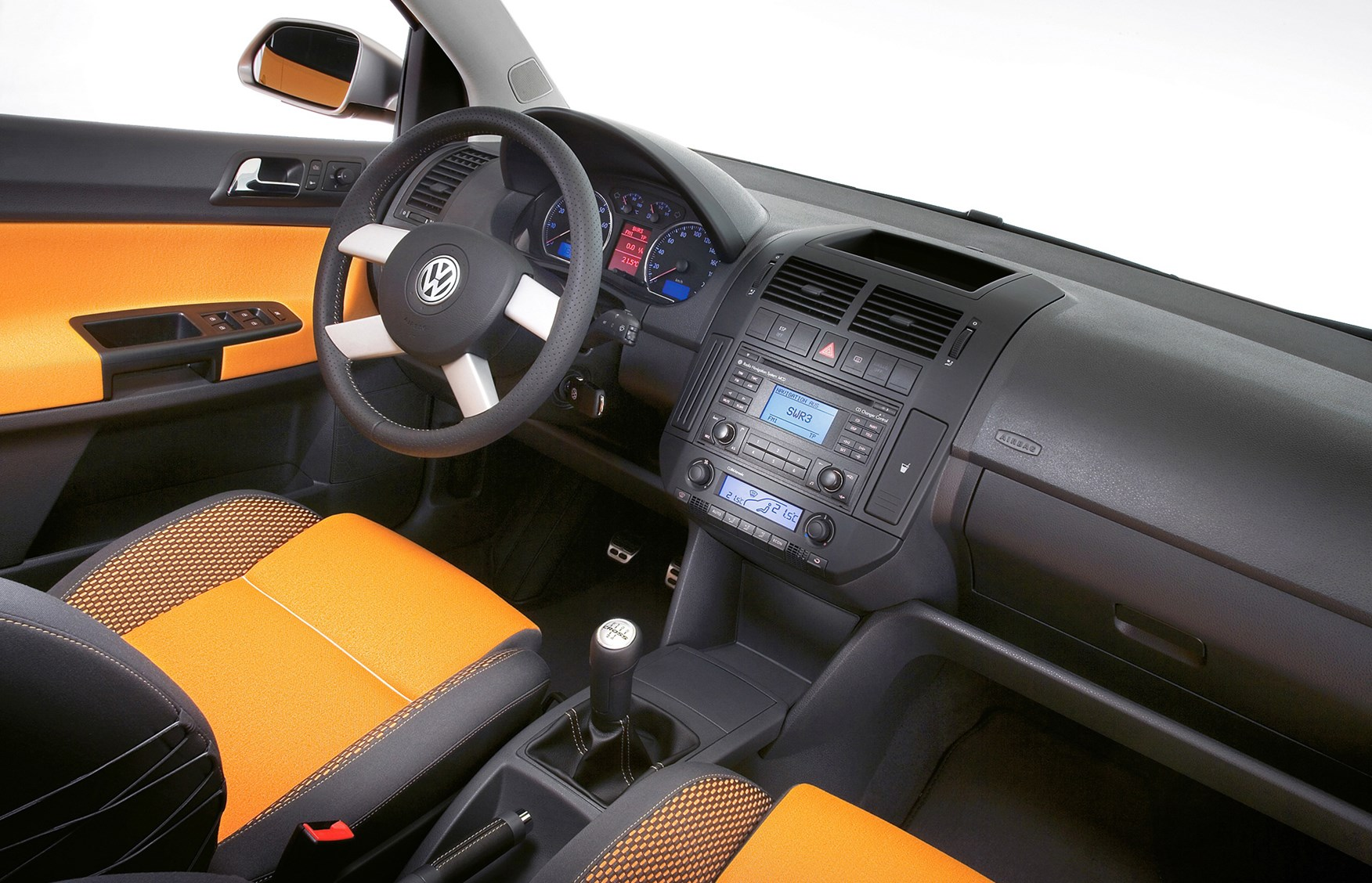 volkswagen polo dune review 2004 2008 parkers. Black Bedroom Furniture Sets. Home Design Ideas