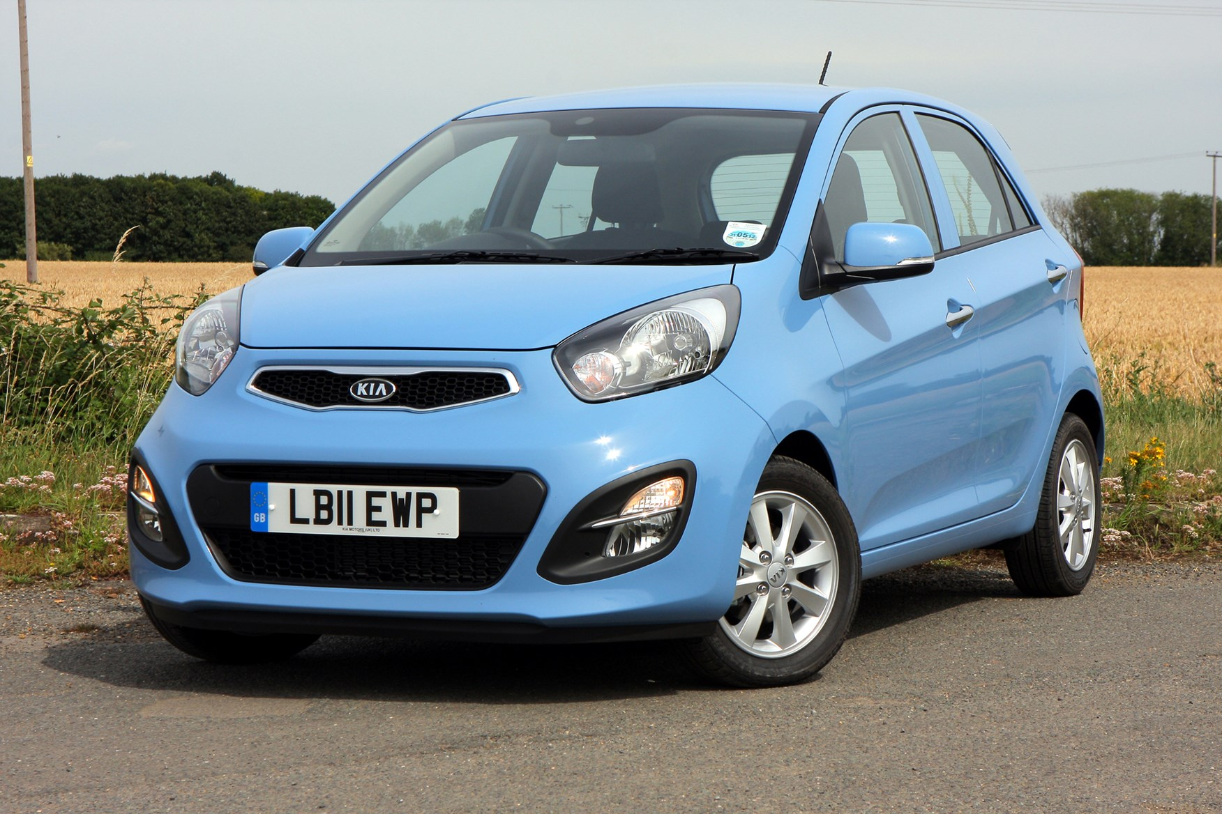 Cheap Cars For Sale >> Kia Picanto Review | Parkers