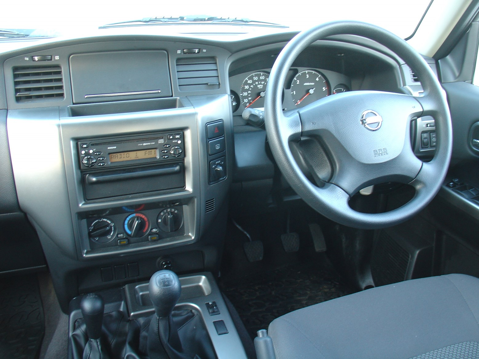 Used Nissan Patrol Station Wagon (1998 - 2009) MPG | Parkers