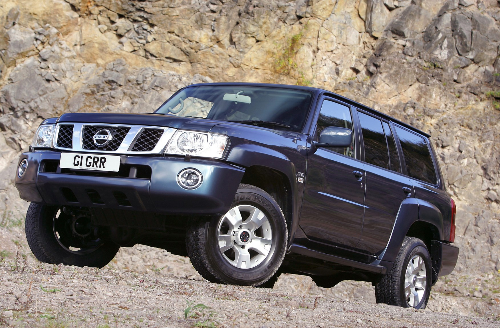 Nissan Patrol Station Wagon Review 1998 2009 Parkers