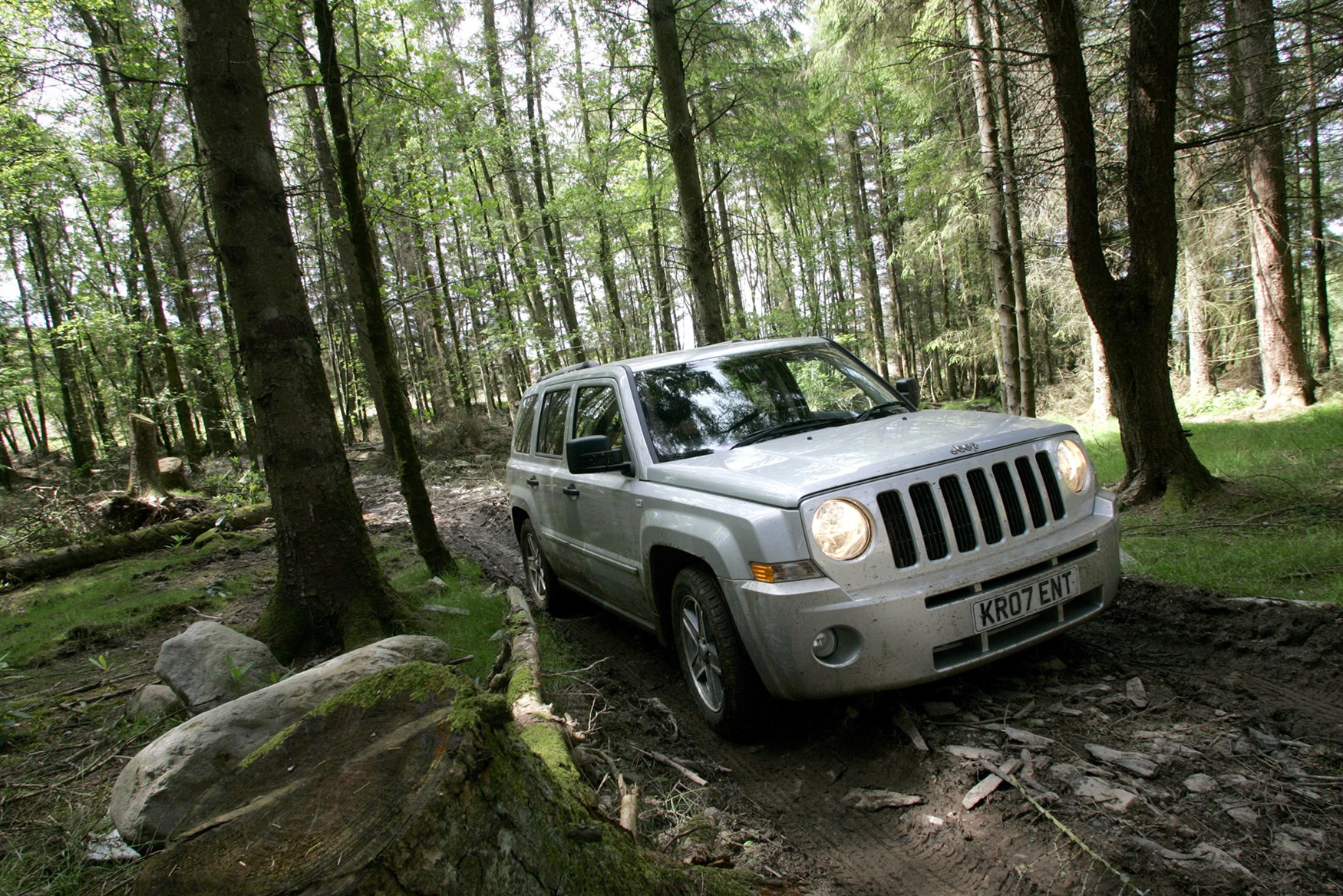 Jeep Patriot Station Wagon Review 2007 2011