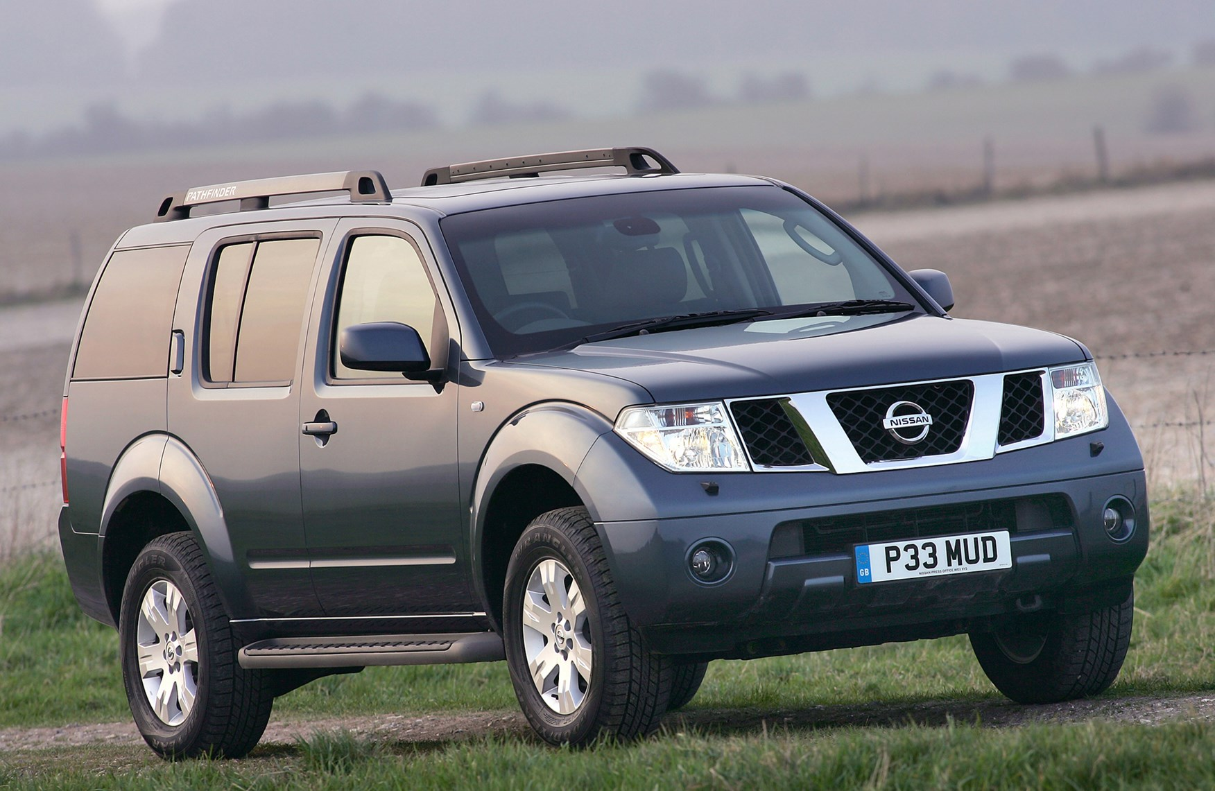 Nissan Pathfinder Station Wagon Review (2005 - 2014)