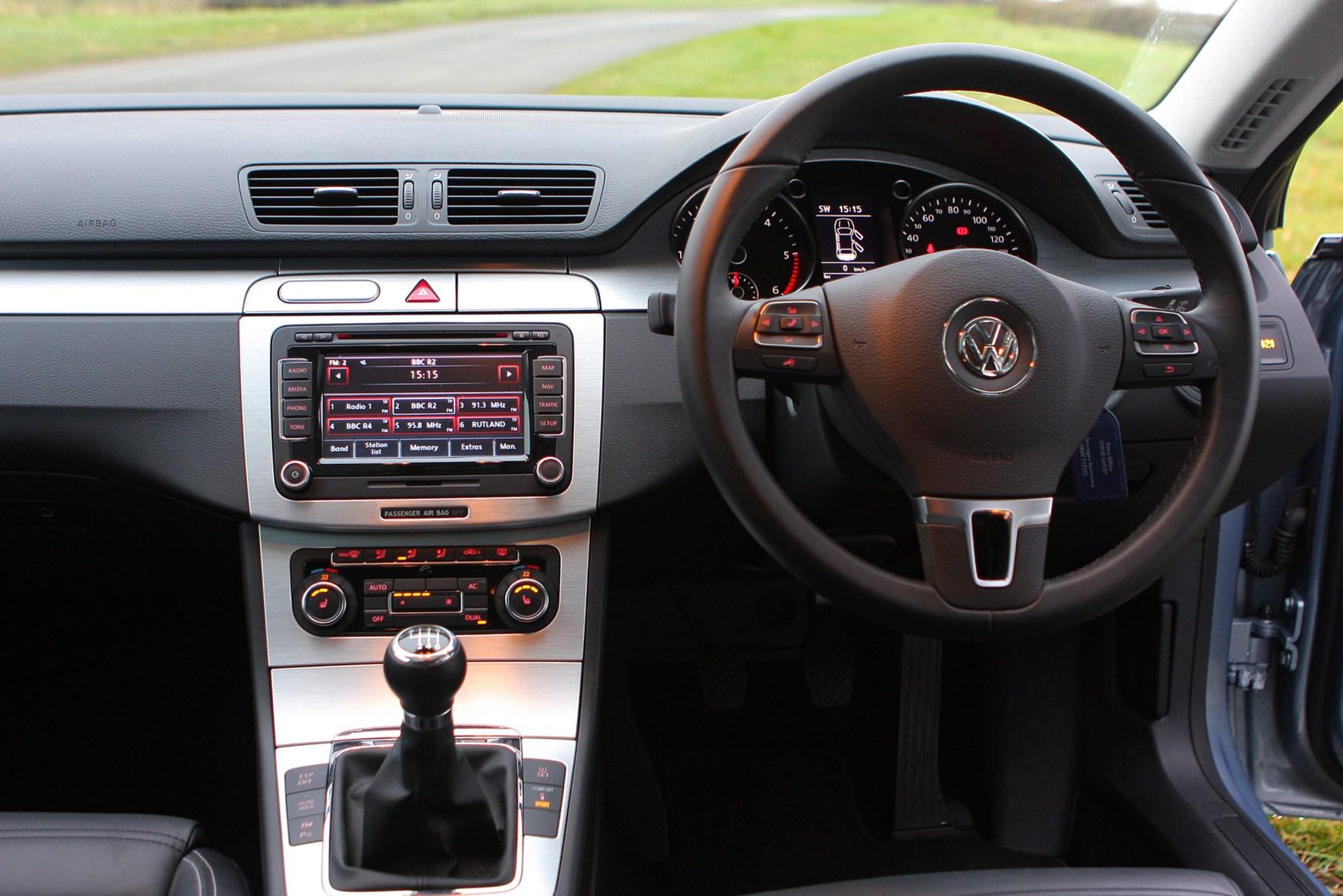 Volkswagen passat cc 2008 2011 buying and selling for Volkswagen passat interior