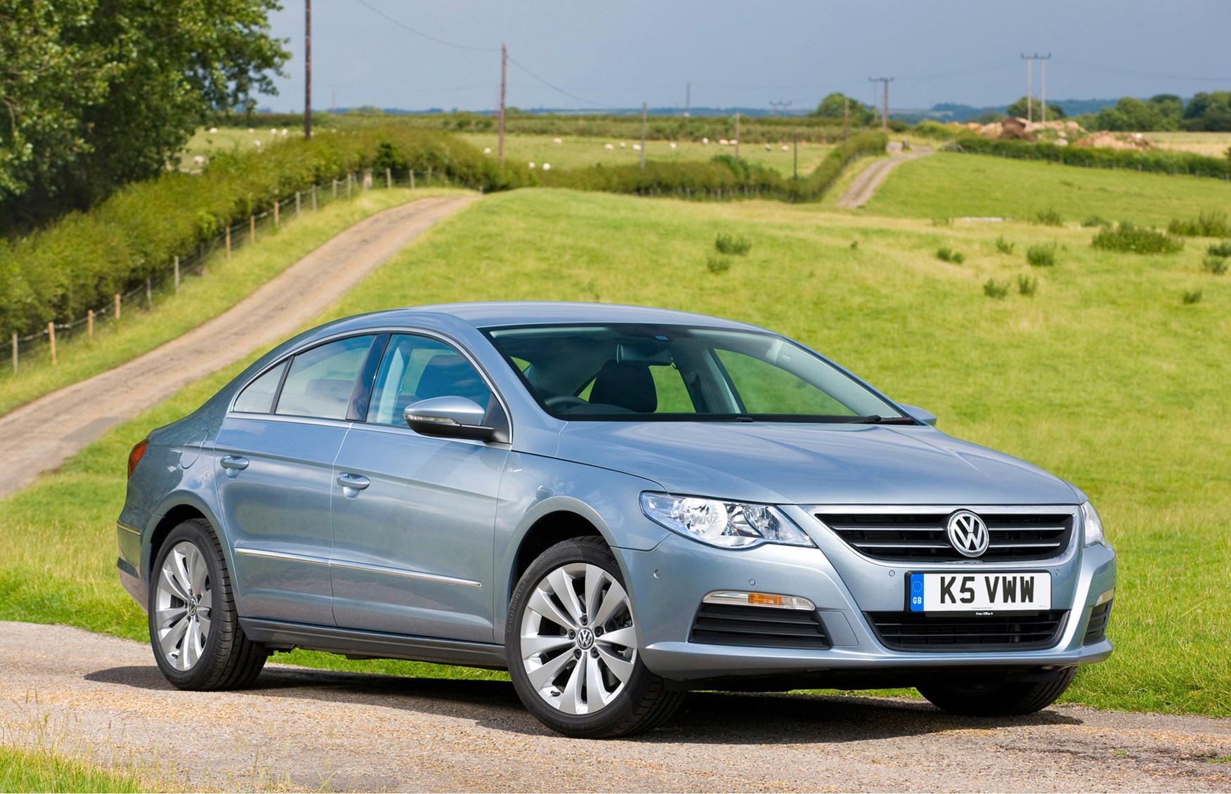 volkswagen passat cc review 2008 2011 parkers. Black Bedroom Furniture Sets. Home Design Ideas