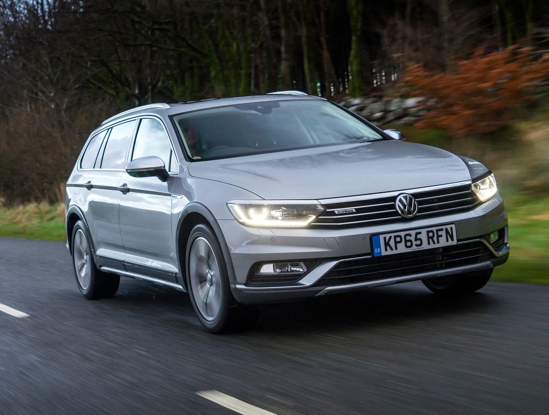 Volkswagen Passat Alltrack Review 2019 Parkers