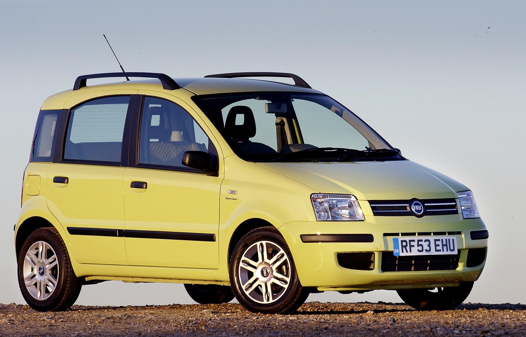 Fiat Panda Hatchback Review (2004 - 2011) | Parkers