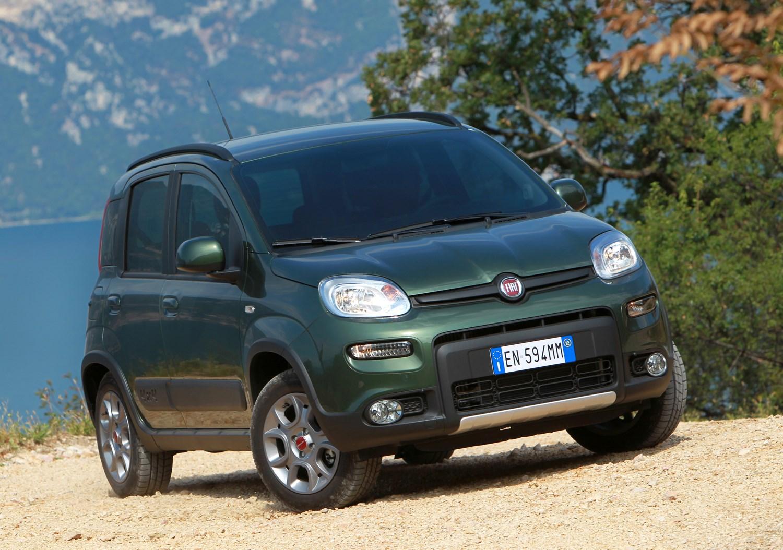 Fiat Panda 4x4 2020 Engines Drive Performance Parkers