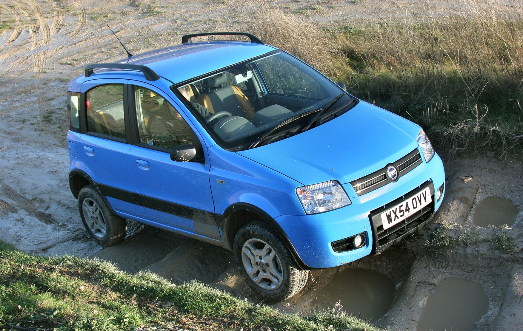 Used Fiat Panda 4x4 (2005 - 2010) MPG | Parkers