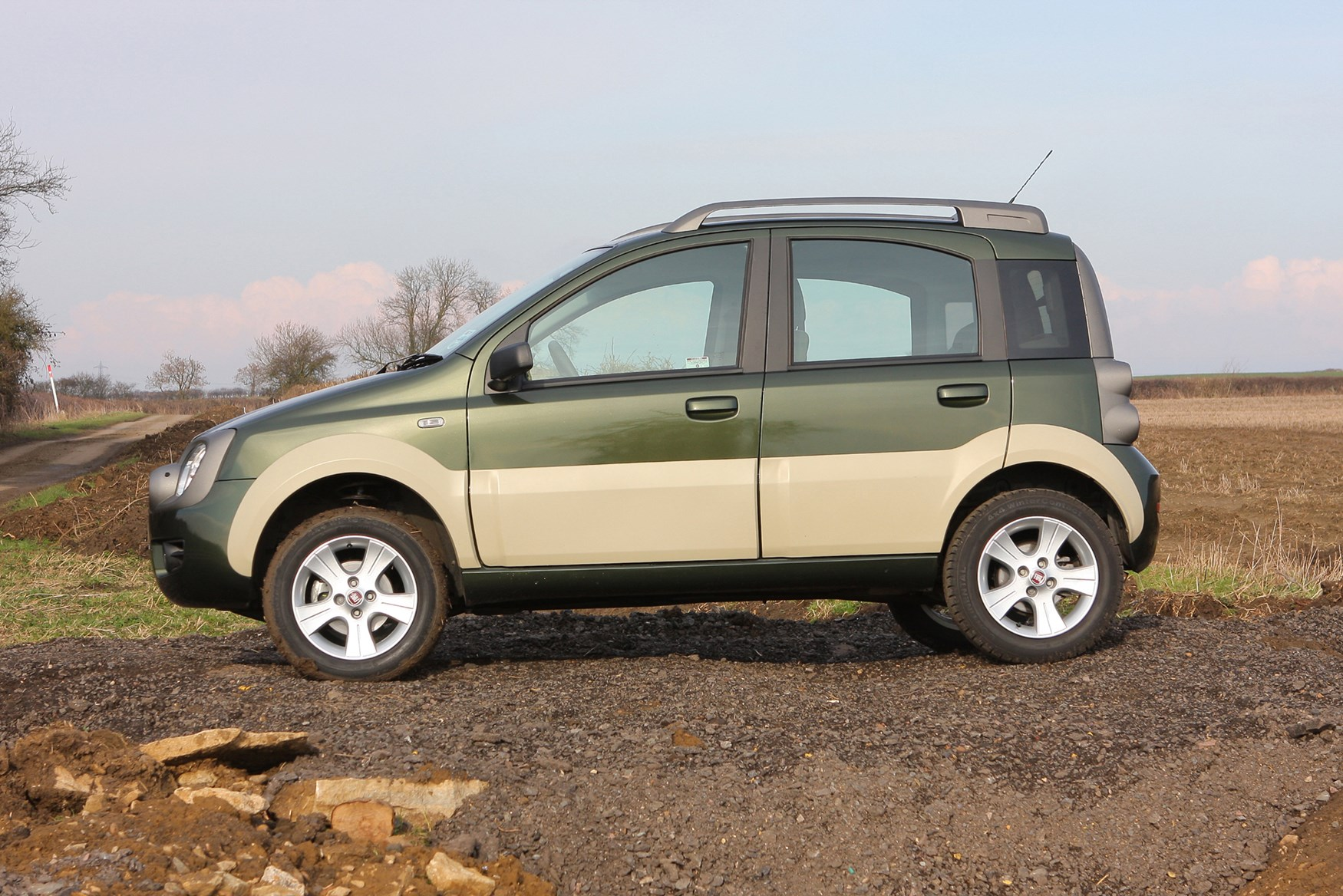 fiat panda 4x4 review 2005 2010 parkers