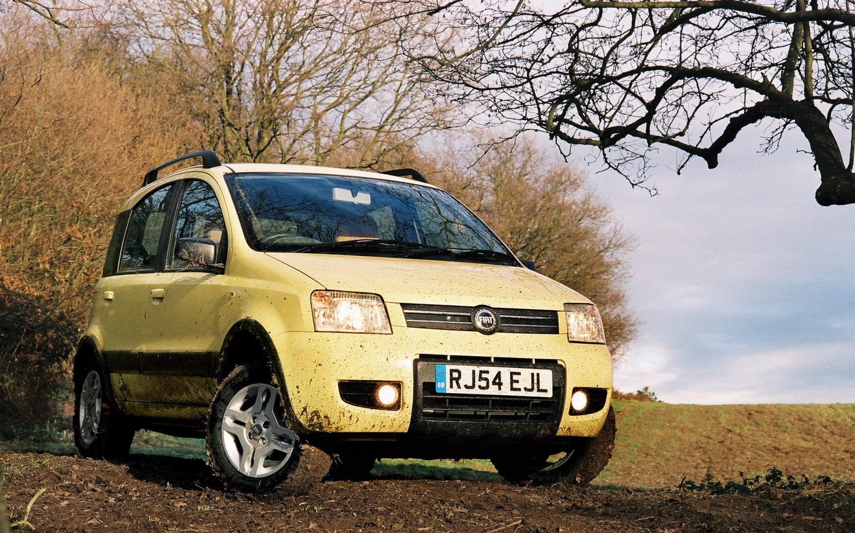 Used Fiat Panda 4x4 2005 2010 Review Parkers