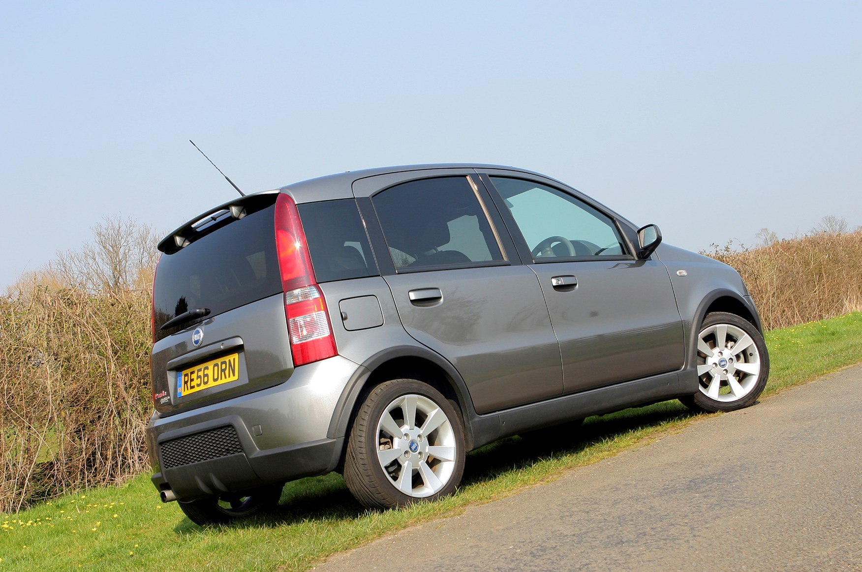 Used Kia Sportage >> Used Fiat Panda 100HP (2006 - 2010) Review | Parkers