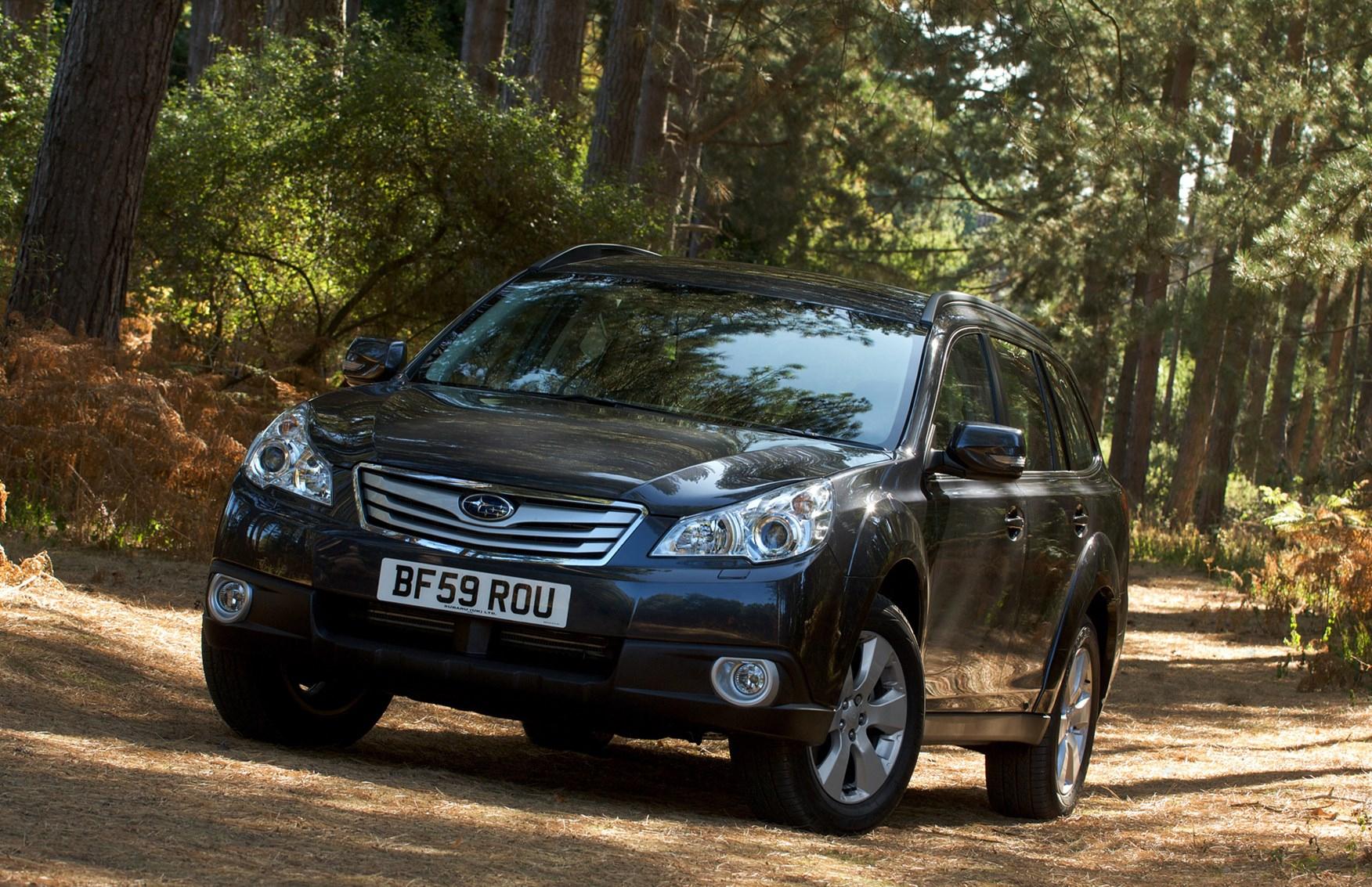 Used Subaru Outback Estate (2009 - 2014) Review | Parkers