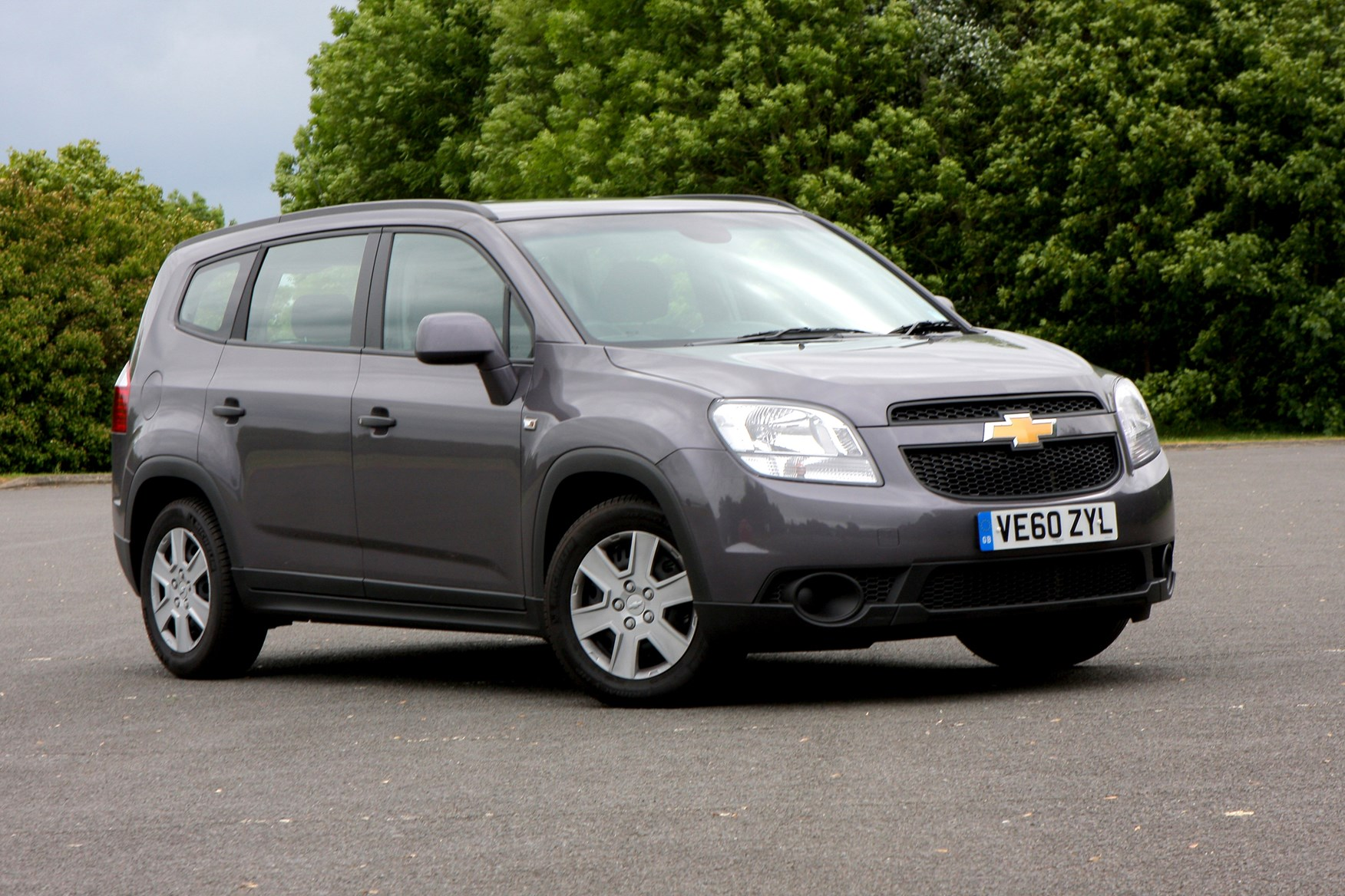 chevrolet orlando estate review 2011 2015 parkers. Black Bedroom Furniture Sets. Home Design Ideas