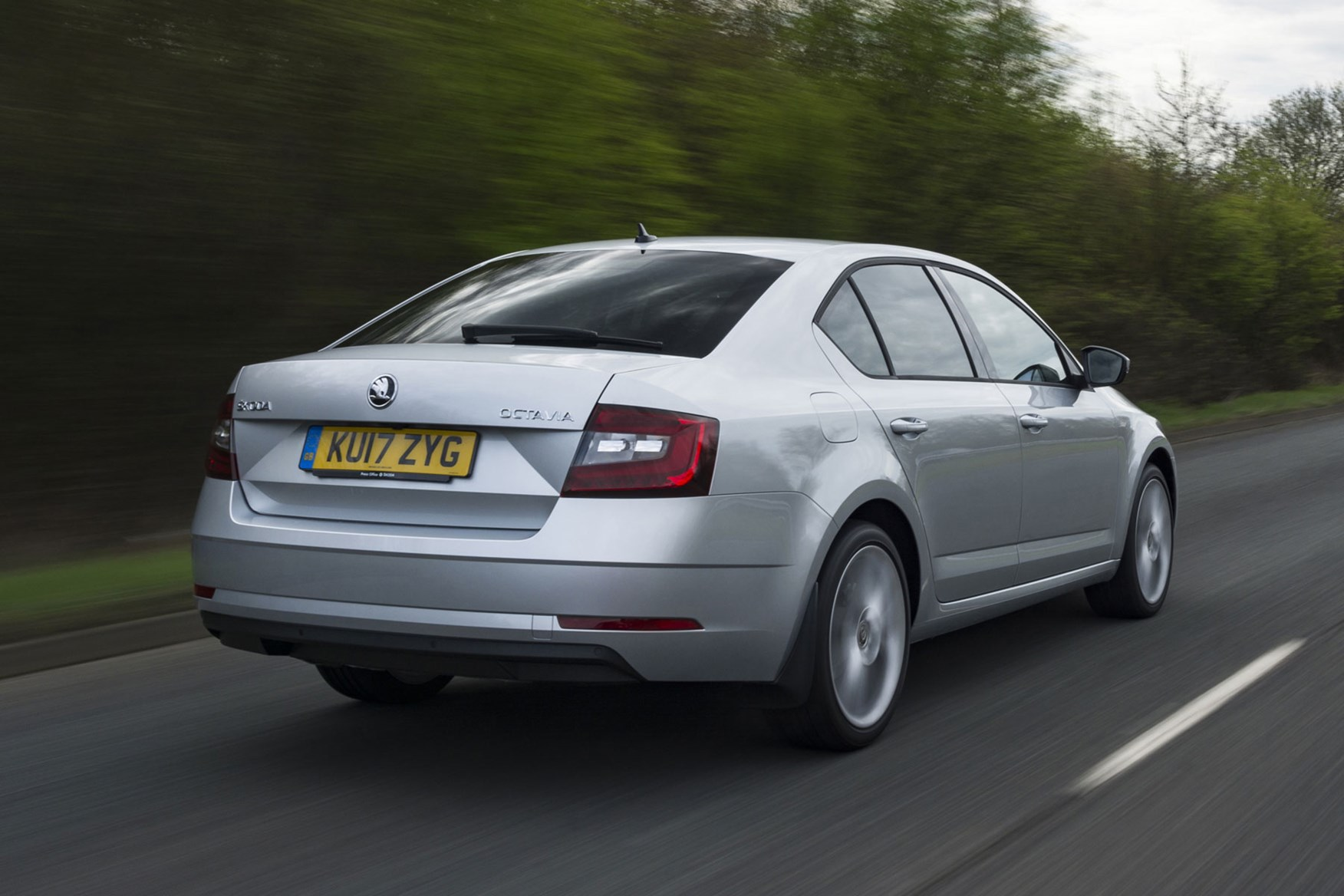 Skoda Octavia (2019) Practicality, Boot Space & Dimensions