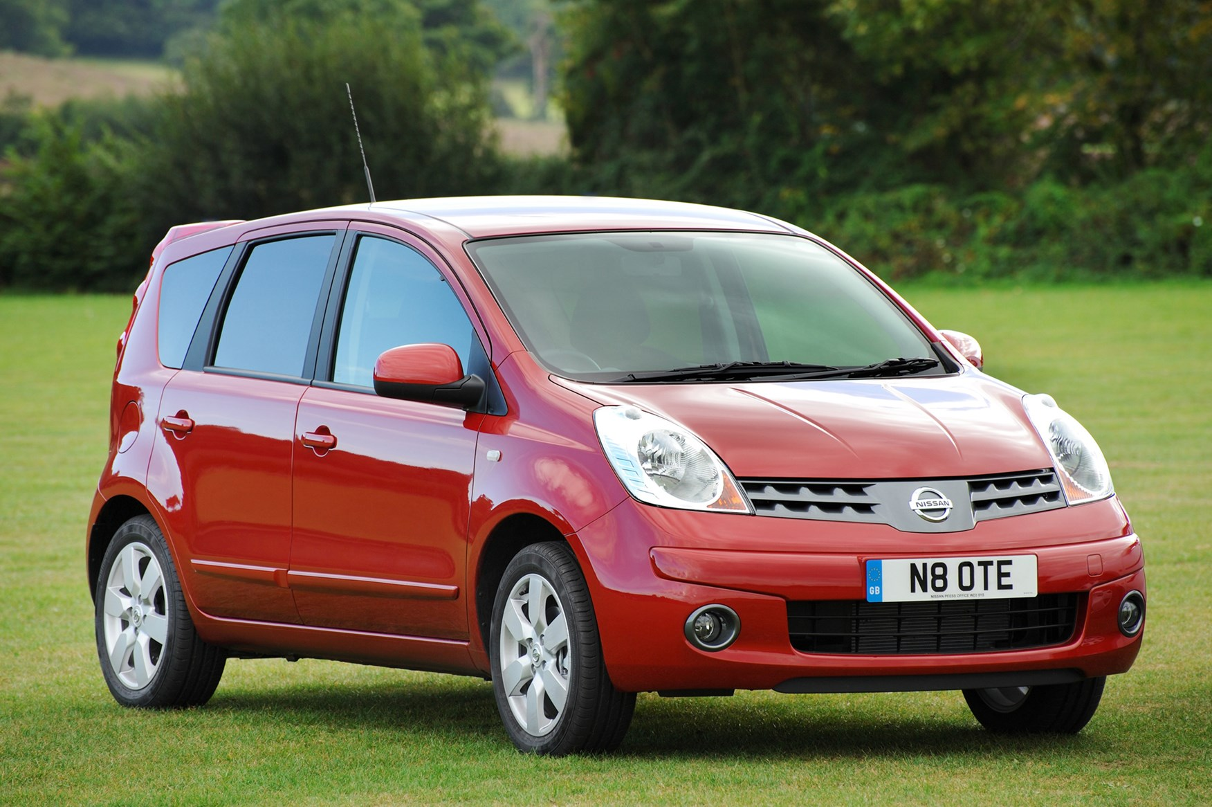 Used Nissan Note Hatchback (2006 - 2013) Practicality | Parkers