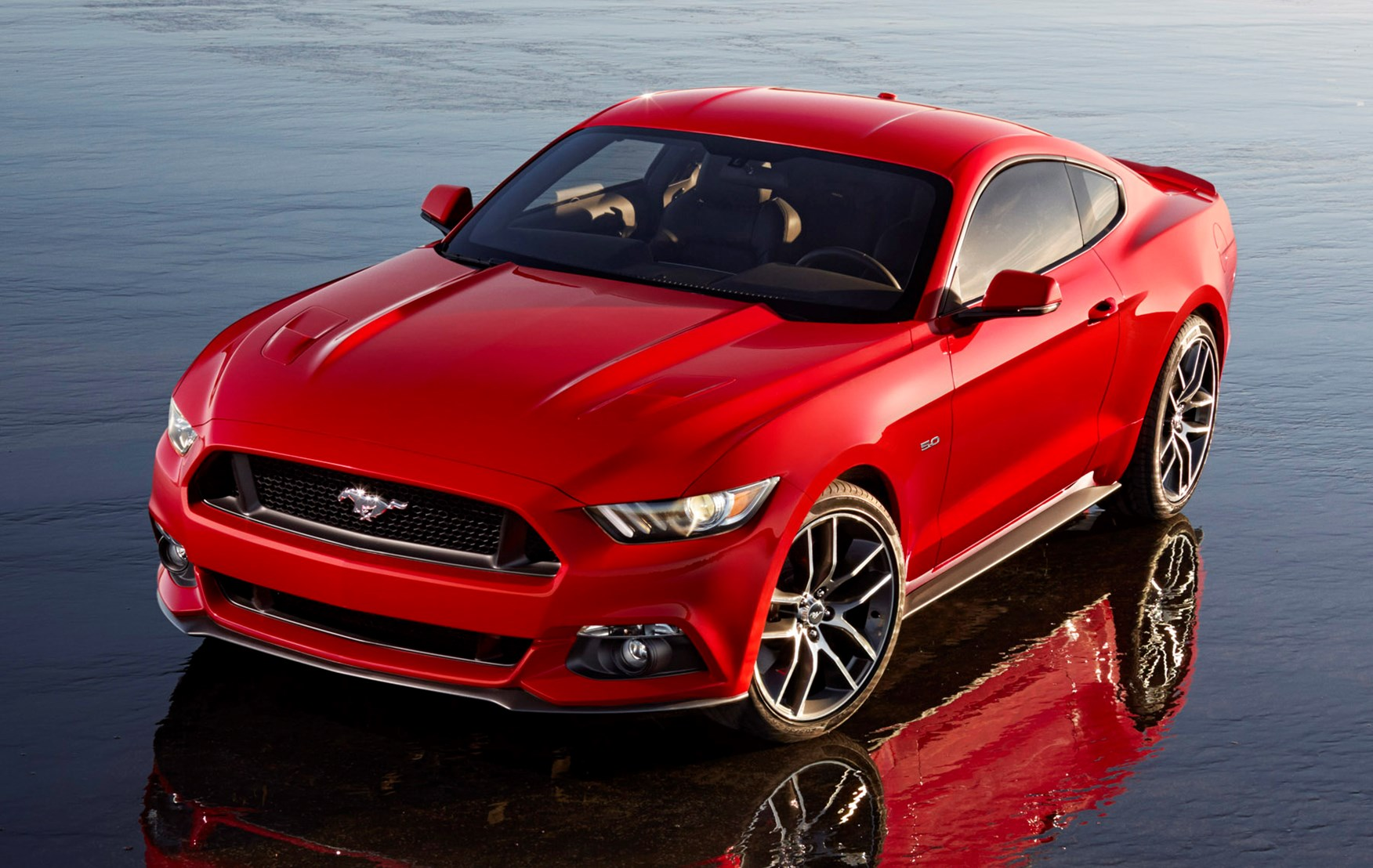 Ford 2016 mustang uk
