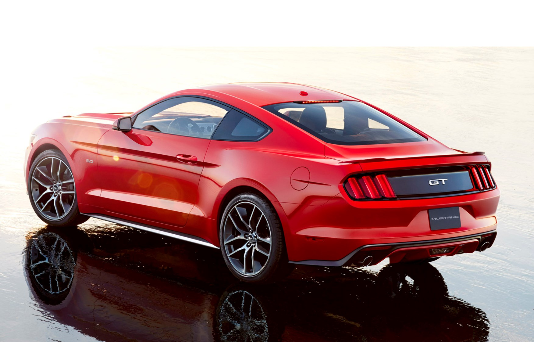 New Ford Mustang 2019 Convertible Coupe Ford Uk >> Ford Mustang Fastback review: summary | Parkers
