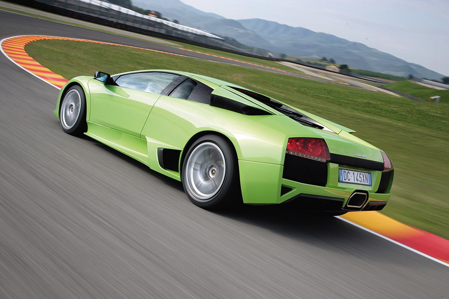 Lamborghini Murcielago Coupe 2002 2010 Running Costs Parkers