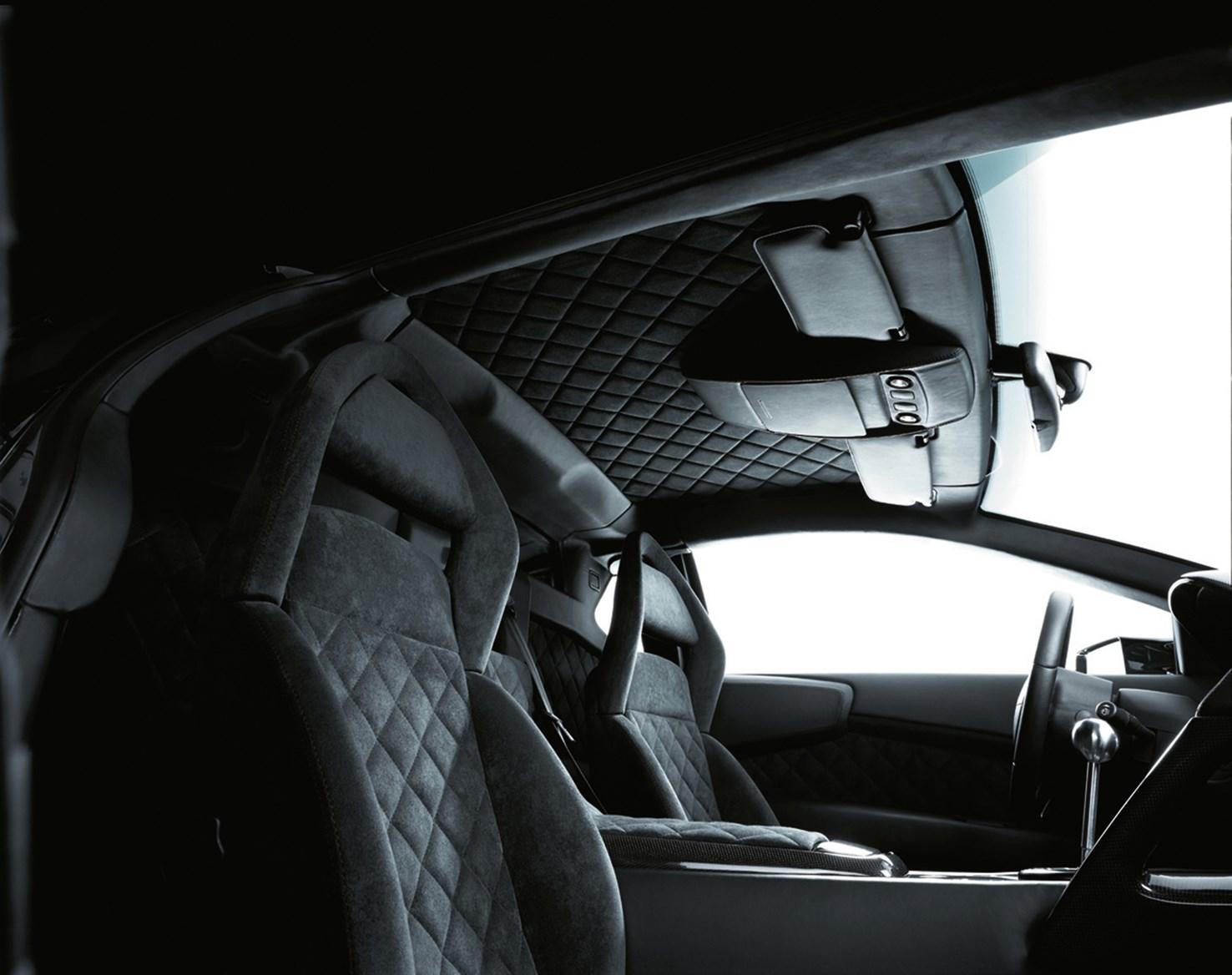 Lamborghini Murcielago Coupe 2002 2010 Features Equipment And