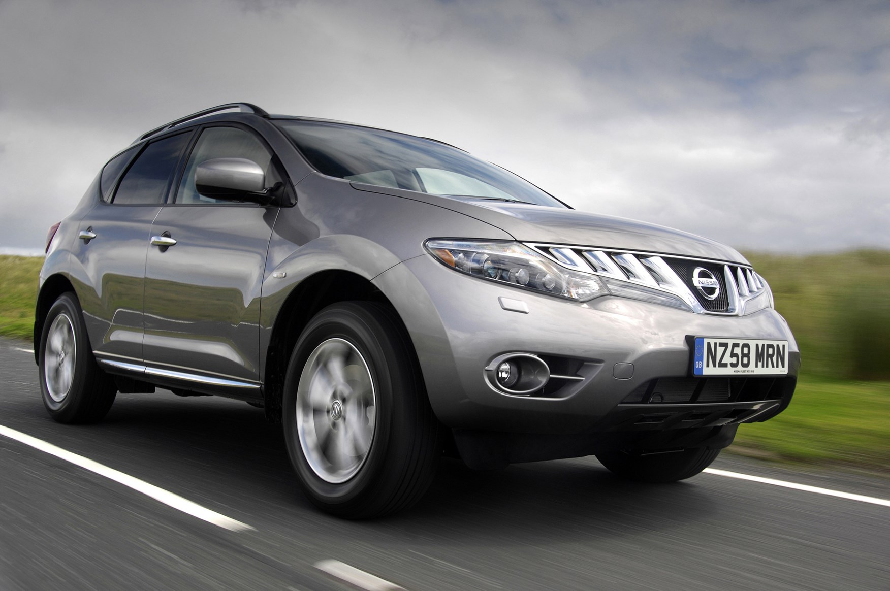 nissan murano estate review 2008 2011 parkers rh parkers co uk 2006 Murano 2012 Murano
