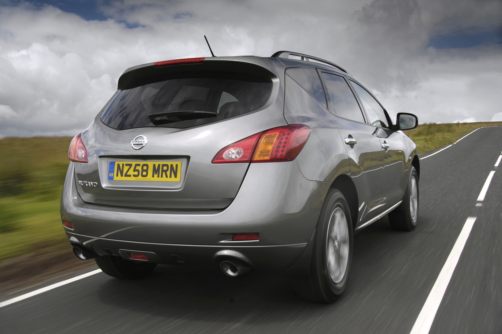 Nissan Murano Estate Review (2008   2011) | Parkers