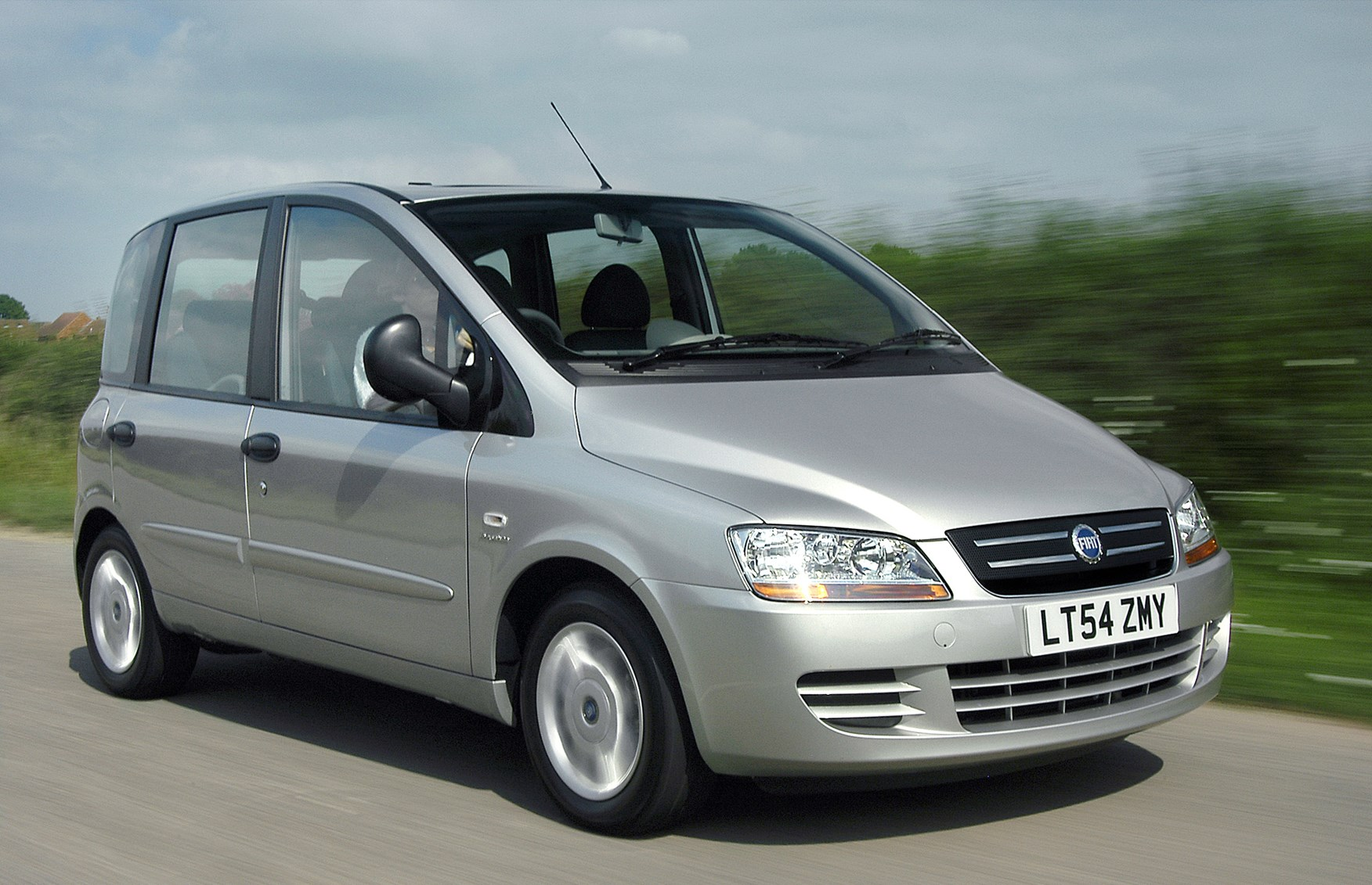 Fiat Multipla Estate Review 2000 2010 Parkers