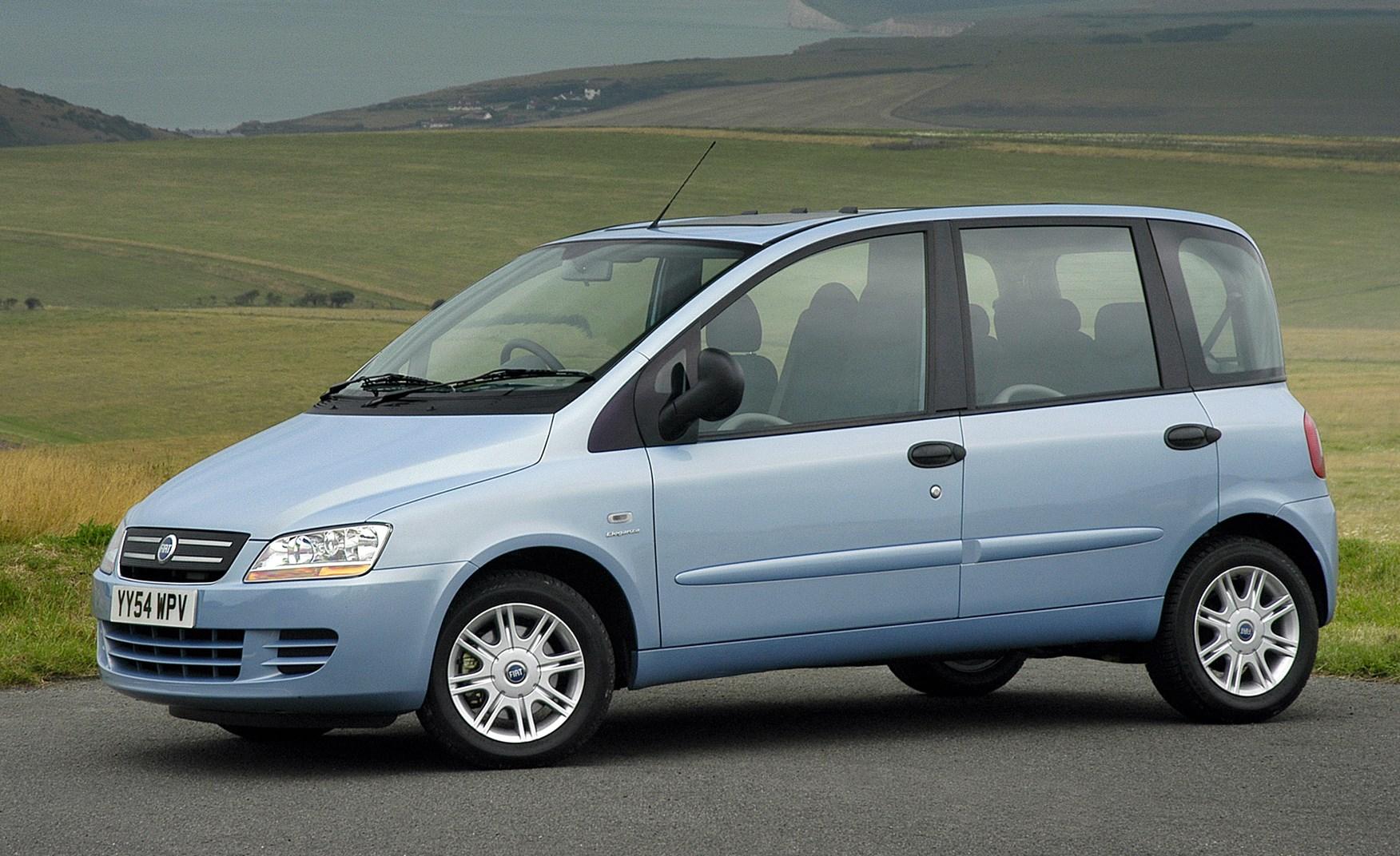 Fiat 500 Pop >> Fiat Multipla Estate Review (2000 - 2010)   Parkers