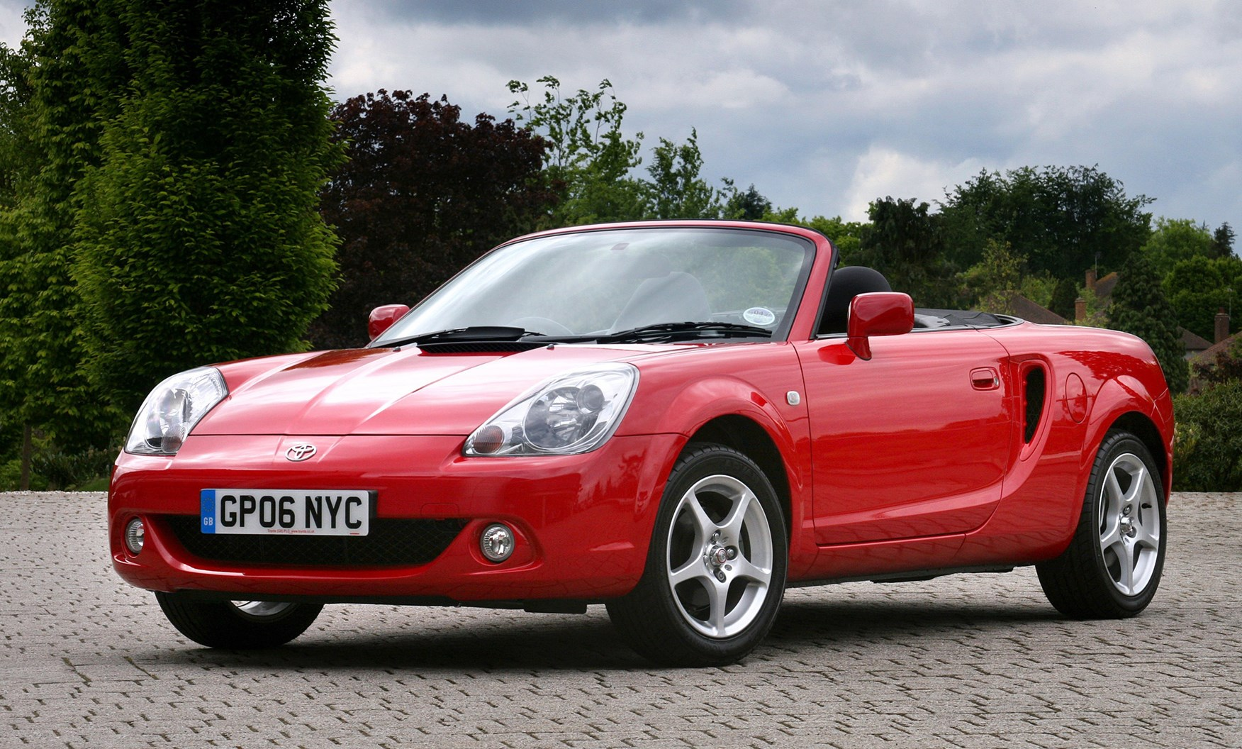 Toyota Mr2 Roadster Review 2000 - 2006  Parkers-2590