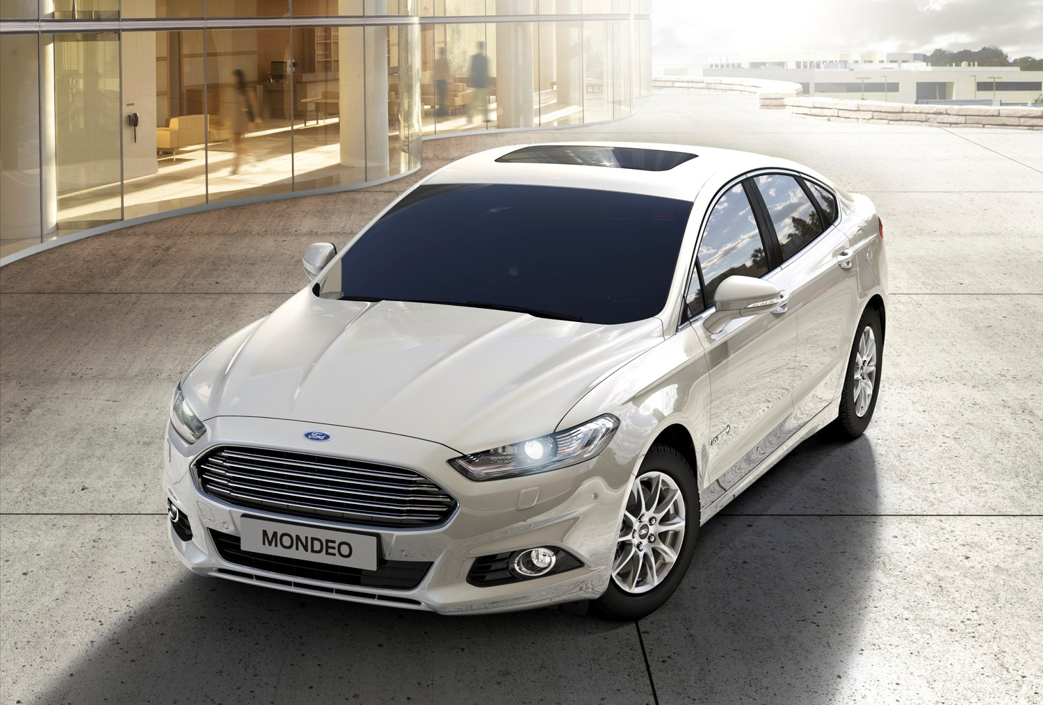 ford mondeo saloon review 2019 parkers. Black Bedroom Furniture Sets. Home Design Ideas