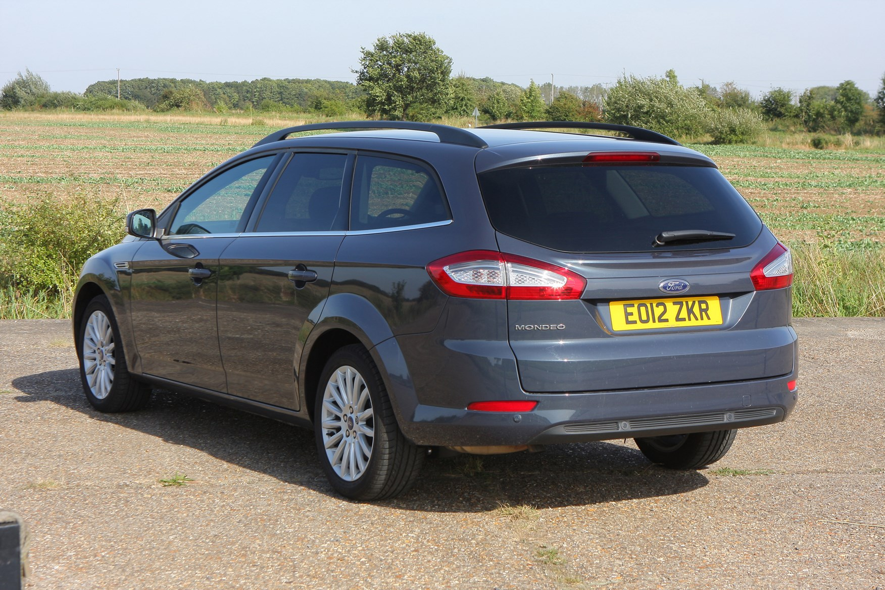Used Ford Mondeo Estate (2007 - 2014) Review | Parkers